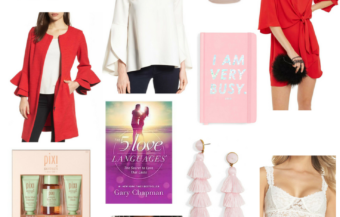 The Ultimate Girl's Guide to Valentine's Day (What to Wear + What to Gift for Him AND Her!)