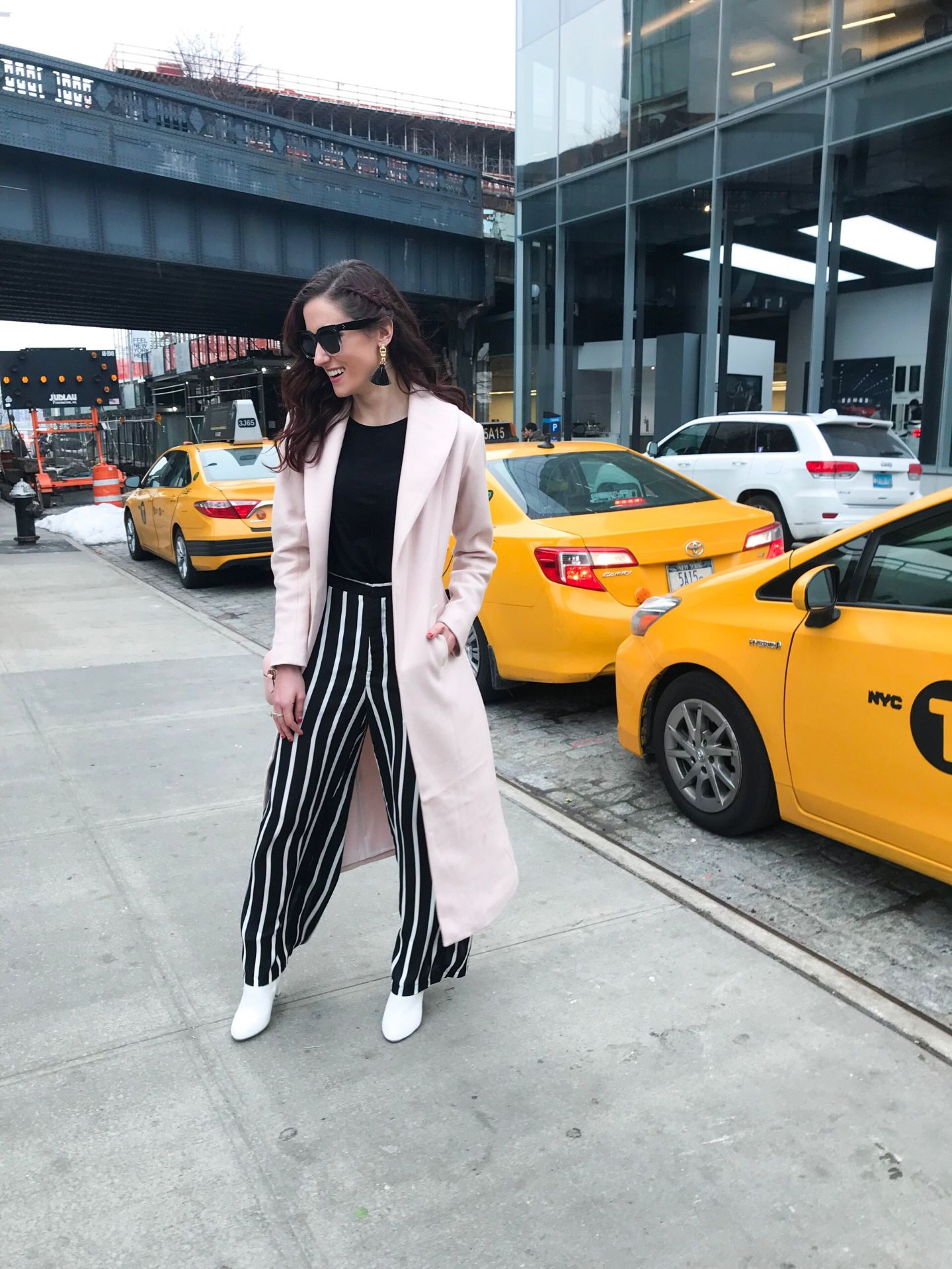 How to attend New York Fashion Week Shows - NYFW 101 by popular Philadelphia fashion blogger Coming Up Roses