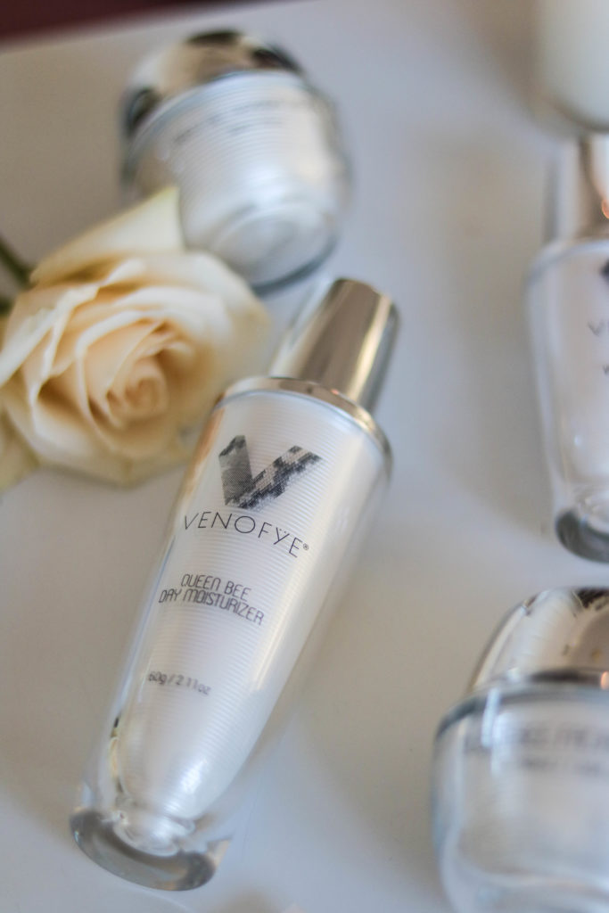 Bee Venom Skincare - Venofye Review on Coming Up Roses - Bee Venom Skincare by popular Philadelphia style blogger Coming Up Roses