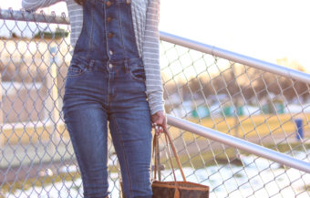 Trend to Try: DENIM OVERALLS