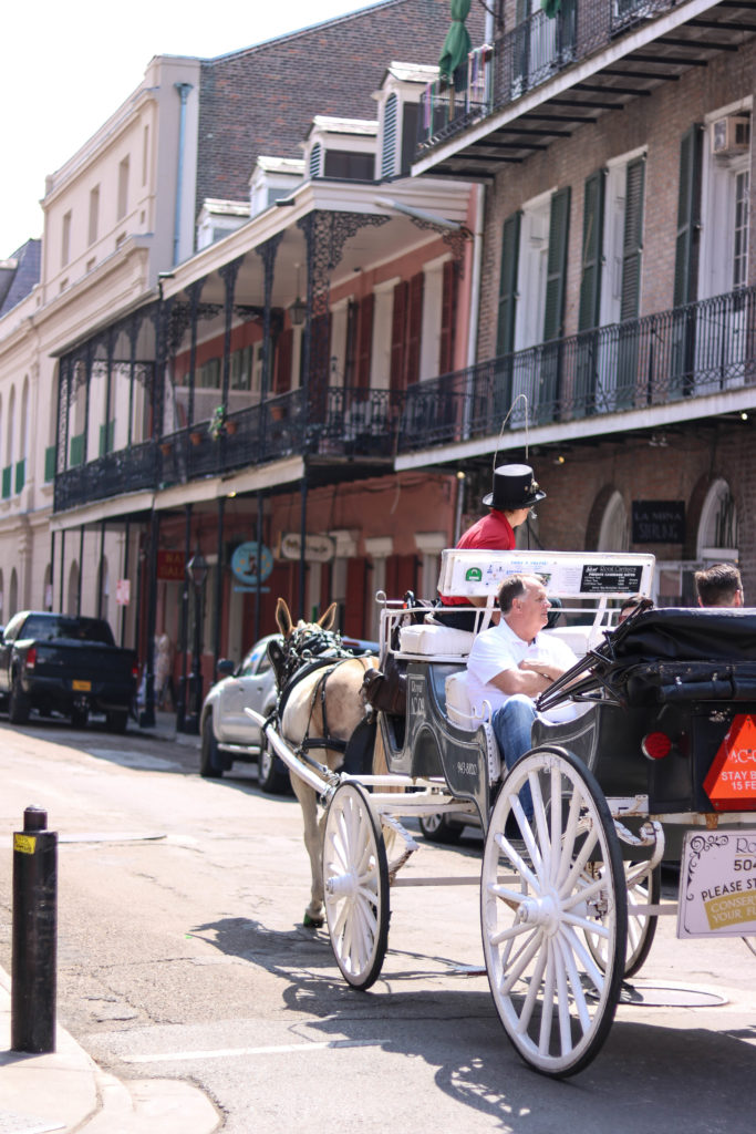 48 Hours in New Orleans - What to Do, Eat, and See by popular Philadelphia travel blogger Coming Up Roses