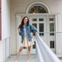 10 Things I'm Practicing + My Favorite Spring Outfit