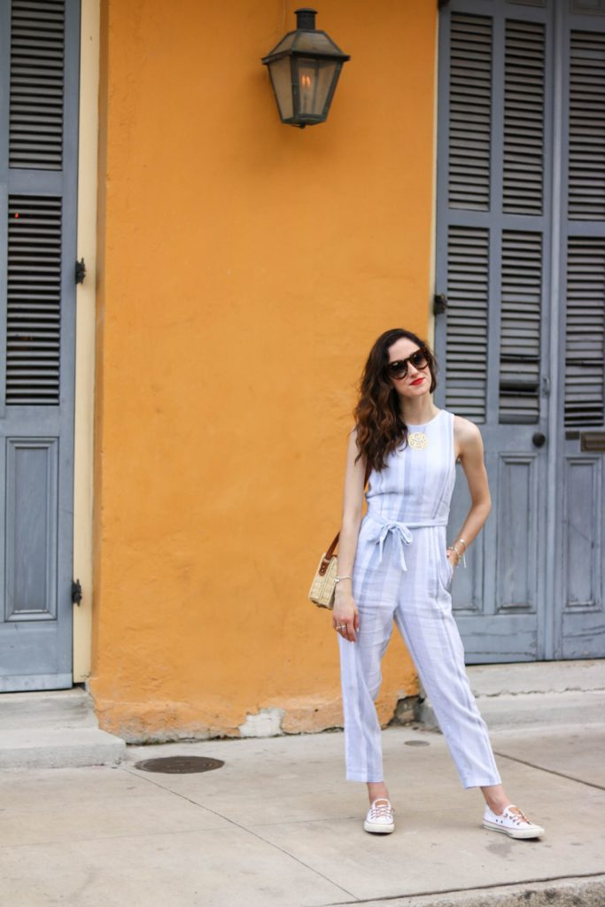 Jumpsuits for Spring and the ShopBop Sale -  ShopBop Sale featured by popular Philadelphia fashion blogger Coming Up Roses