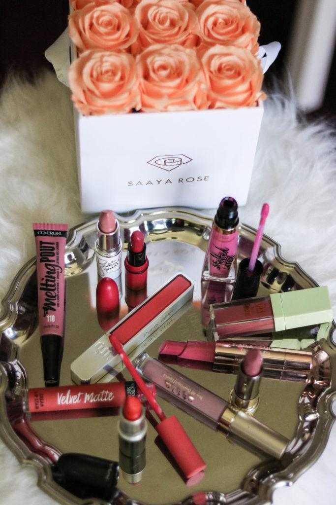 11 Go-To Lip Colors for Spring - My Favorite Lipsticks, Liquid Lips, & Lipglosses for the Season!