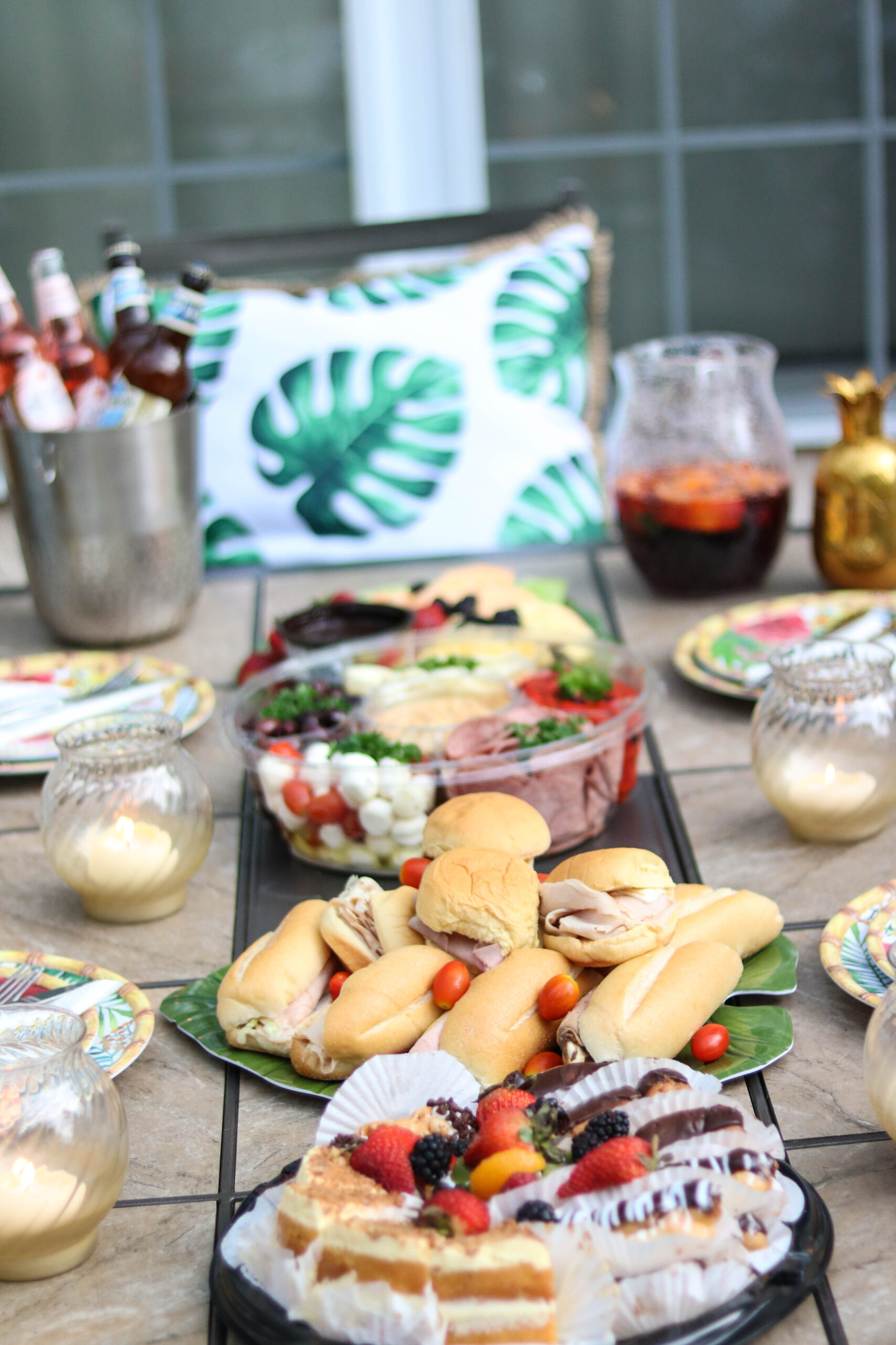 Summer Party Planning with Fresh Grocer