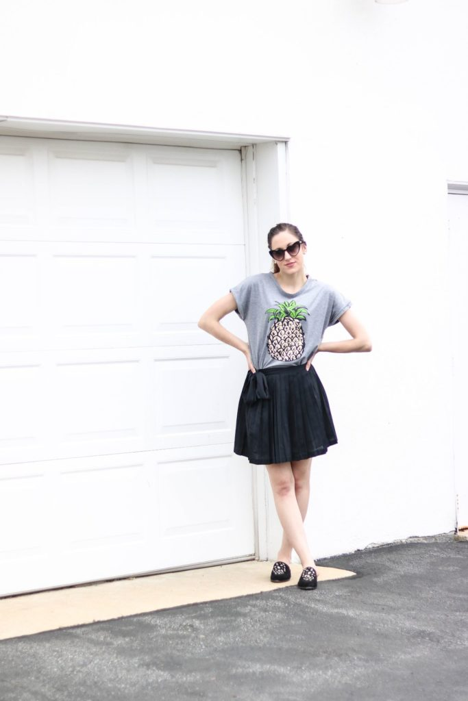 Getting Graphic: A Week's Worth of Ways to Wear your Favorite Graphic Tees
