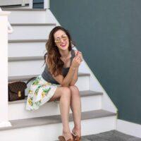 Feelin' Fruity: The Cutest $20 Lemon Skirt + other Fruity Favorites!