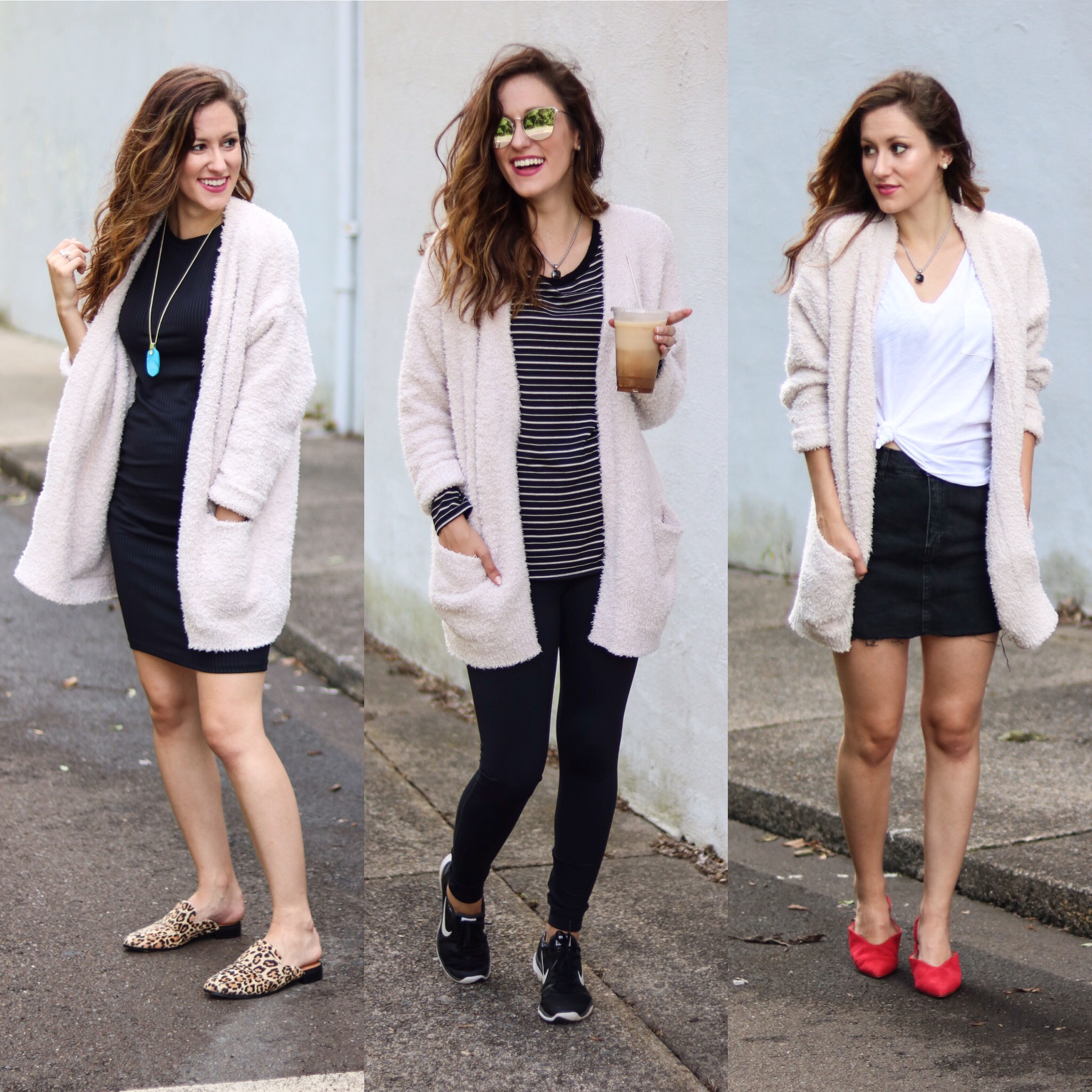 Philadelphia Style Blogger, Erica of Coming Up Roses, is styling this Barefoot Dreams Cardigan 3 different ways in the latest edition of 1 Thing, 3 Ways! Grab this cardigan before it sells out - or before the price jumps back up, once the Nordstrom Anniversary Sale conclues. Don't miss out!