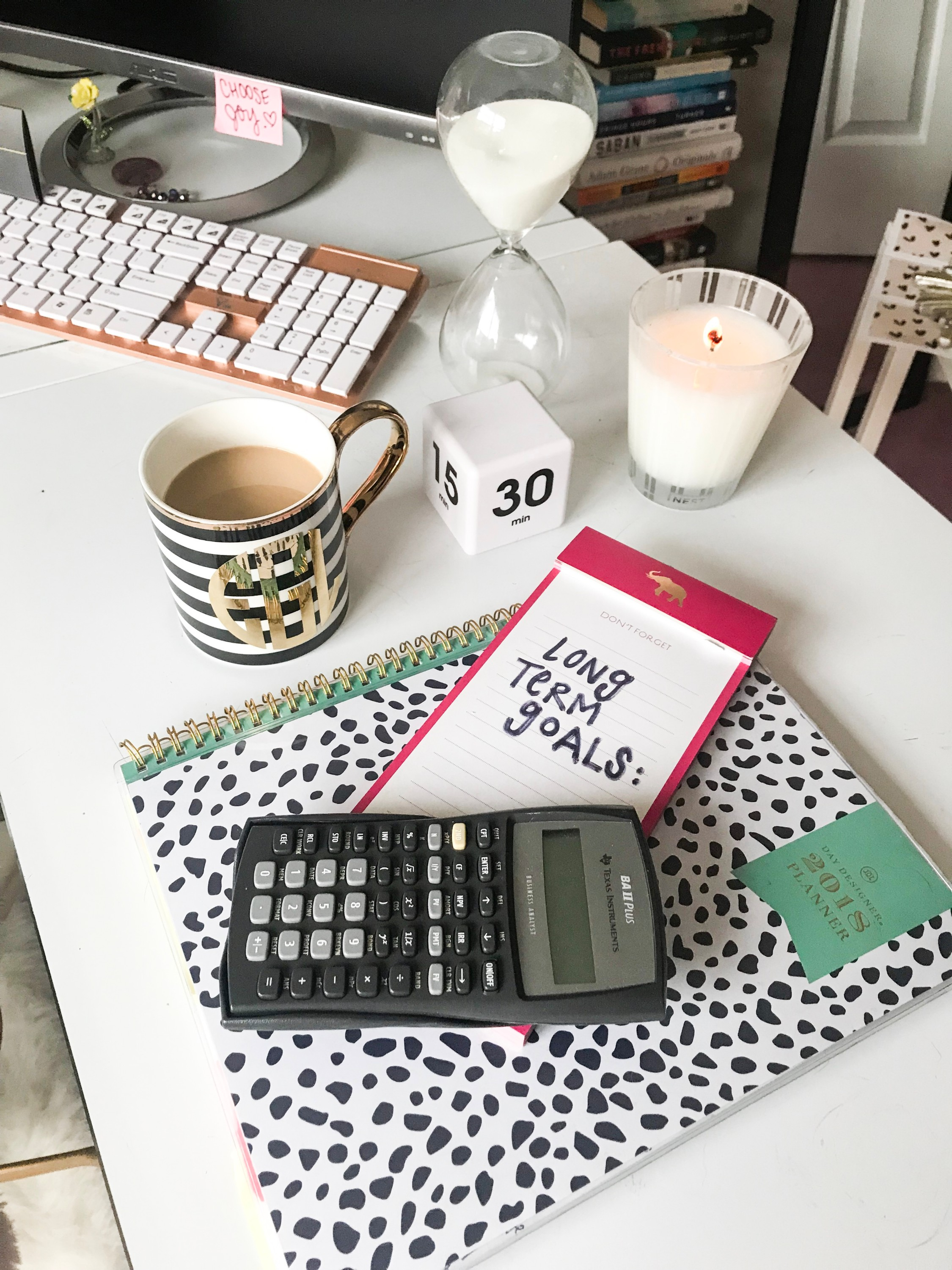 Mastering your Big Girl Budget (Part 2: The Long Term Budget) - Budgeting Tips + Tricks for creating your best life in the long term!