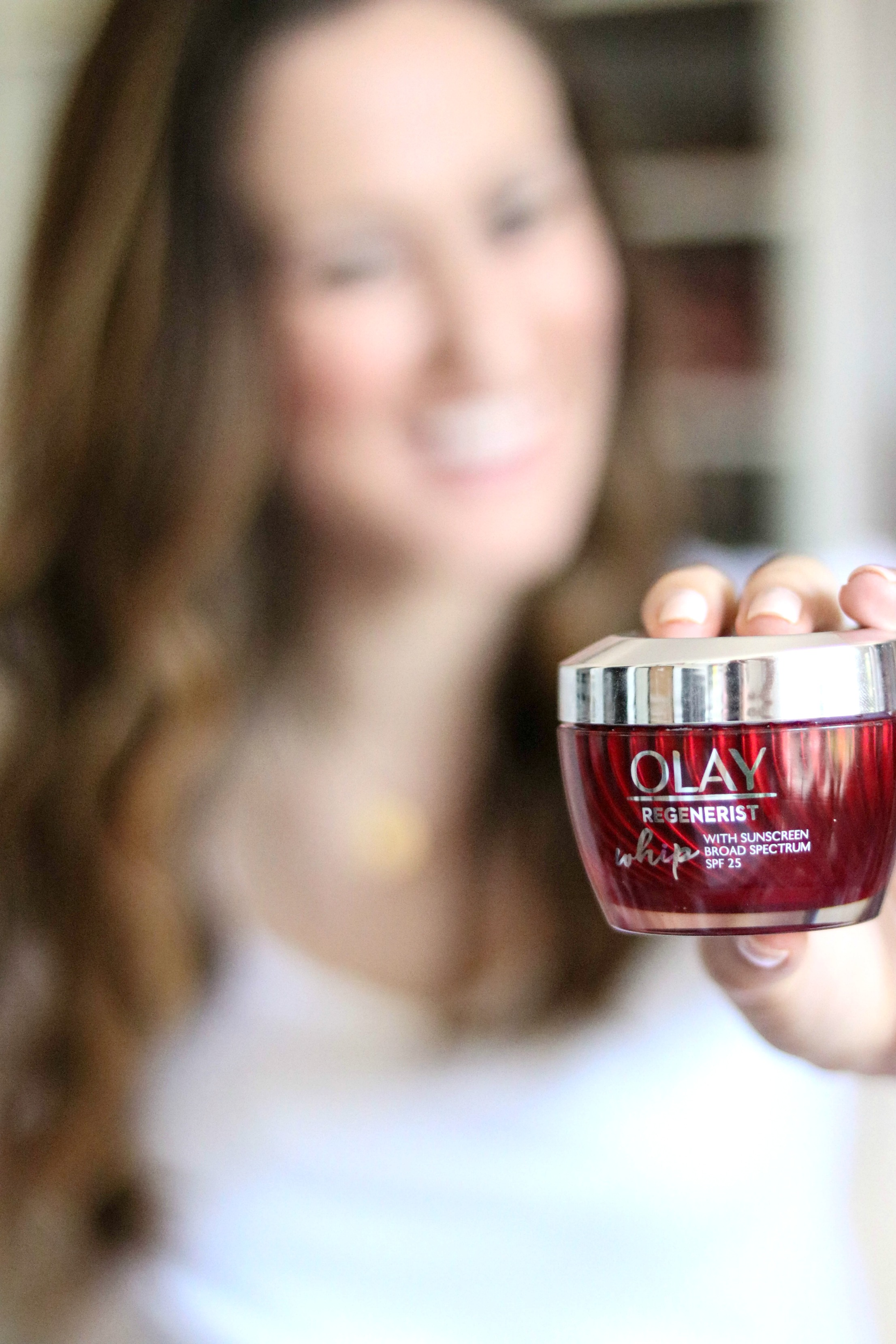 My EVERYDAY MAKEUP ROUTINE - Sharing my easy, go-to everyday look, with my friends at Olay!