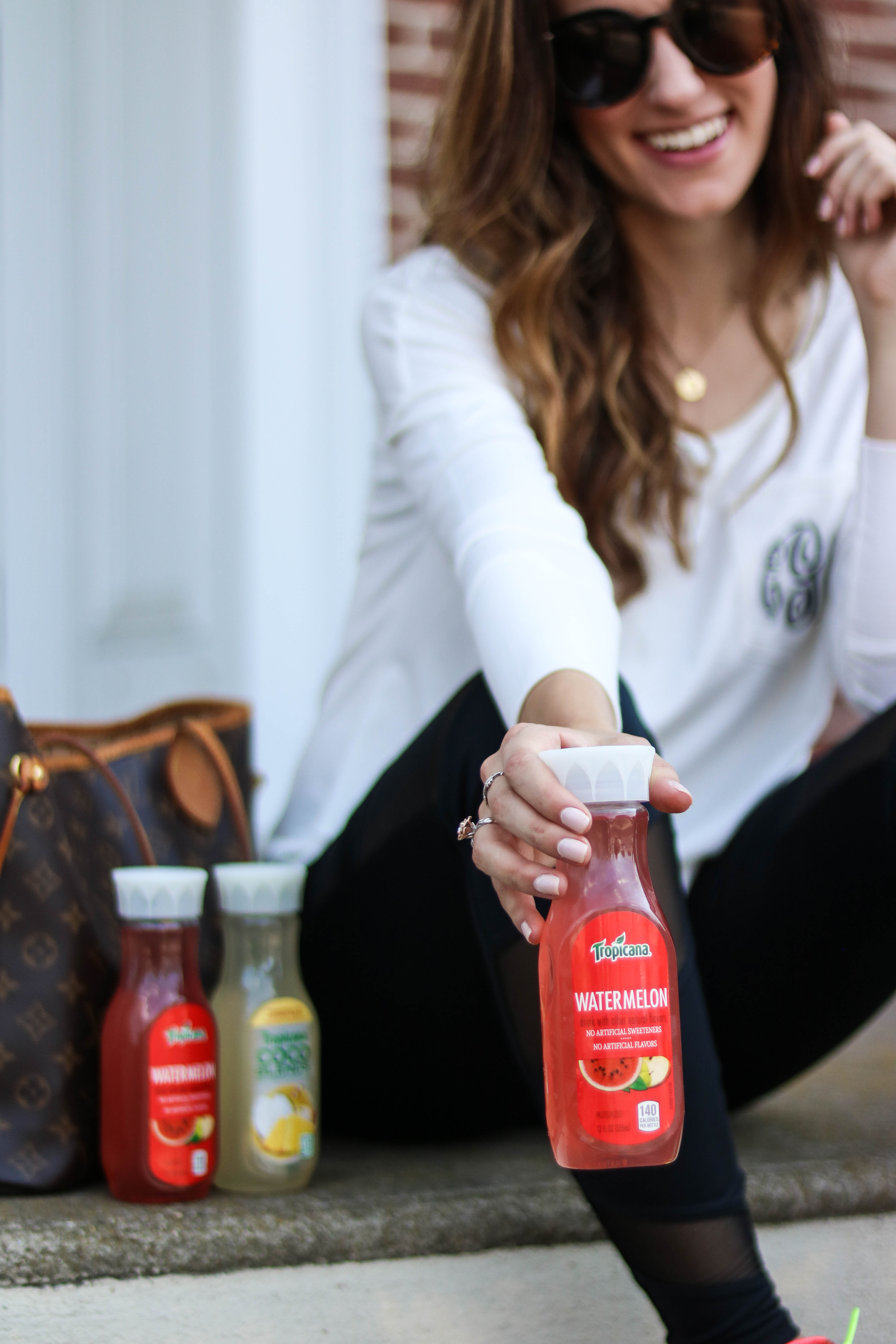 15 Ways I Stay Productive On the Go - Helpful Tips + Tricks, and a new favorite drink to tote along from my friends at Tropicana!