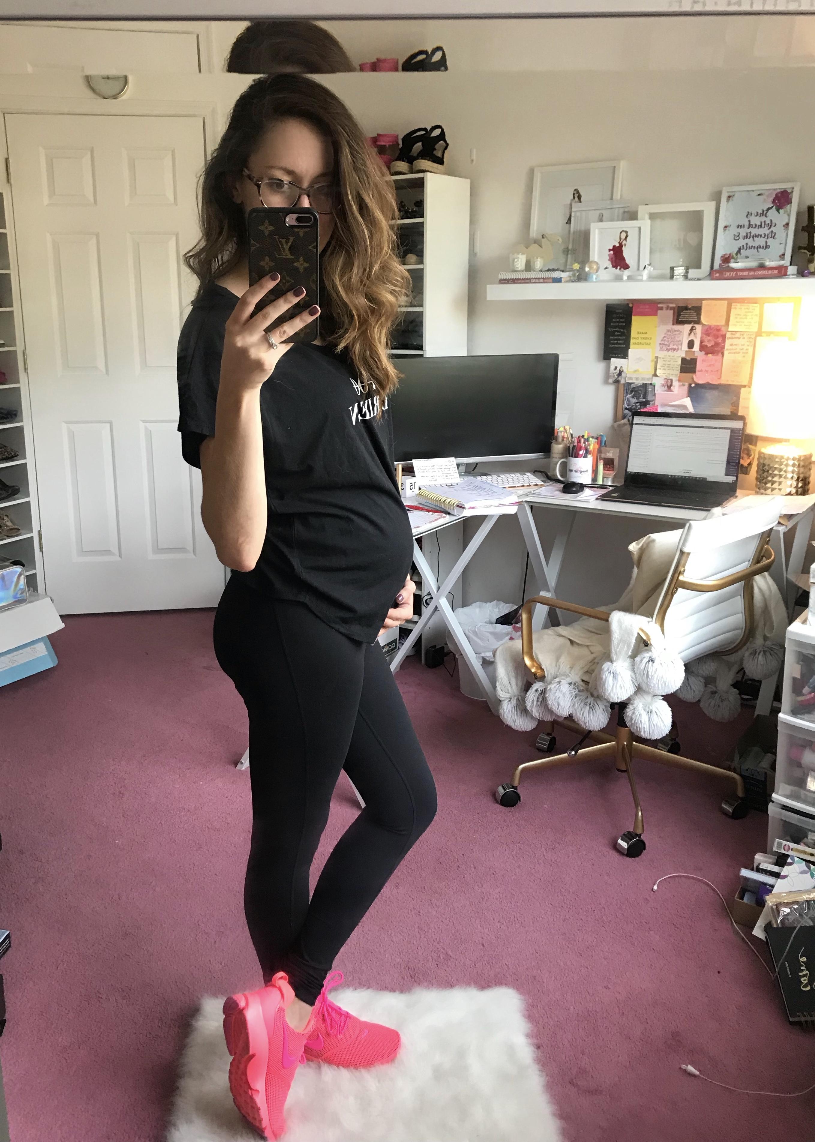 BUMPDATE: 28 Weeks Pregnant