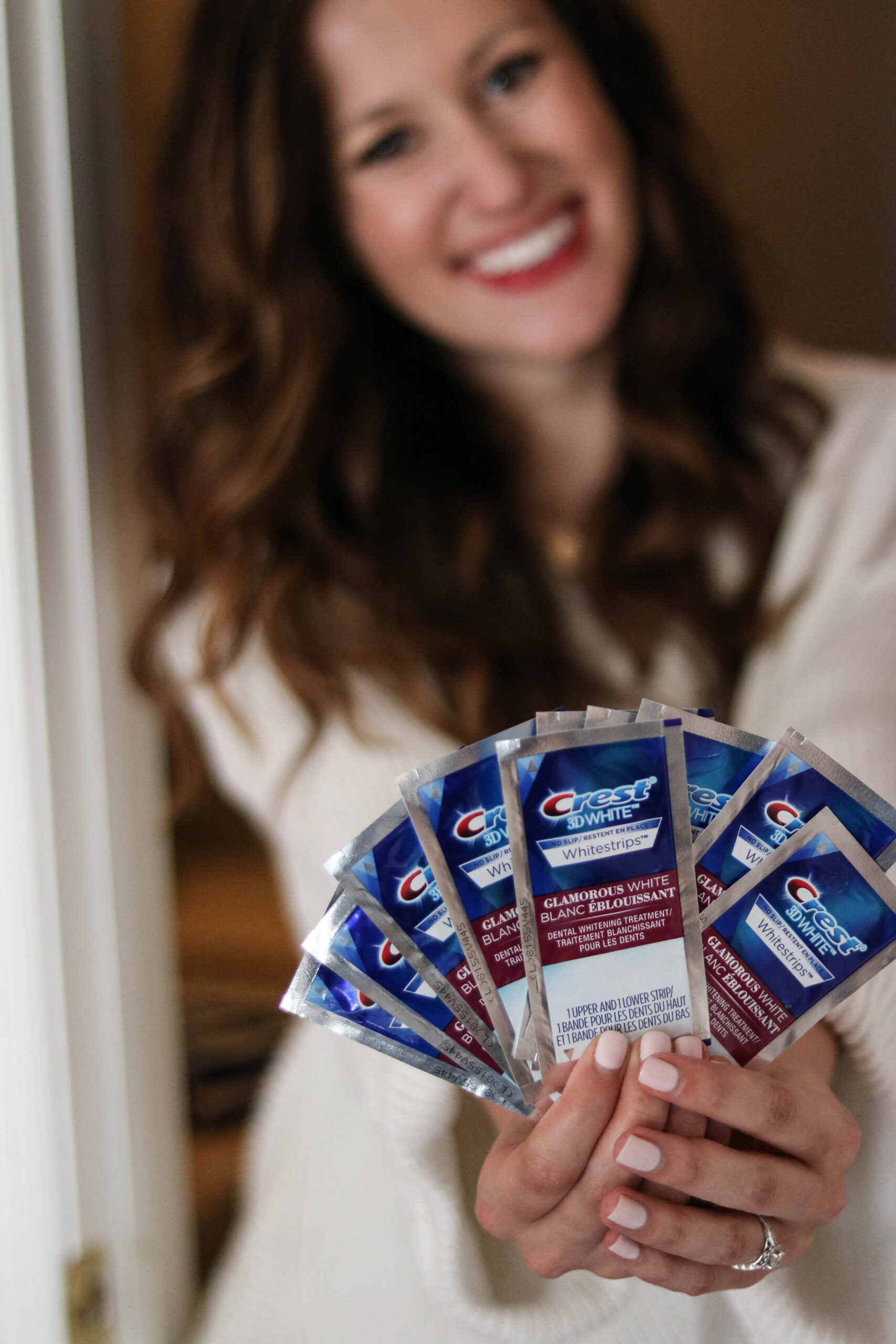 I wore Crest Whitestrips for 14 Days and here's what happened.