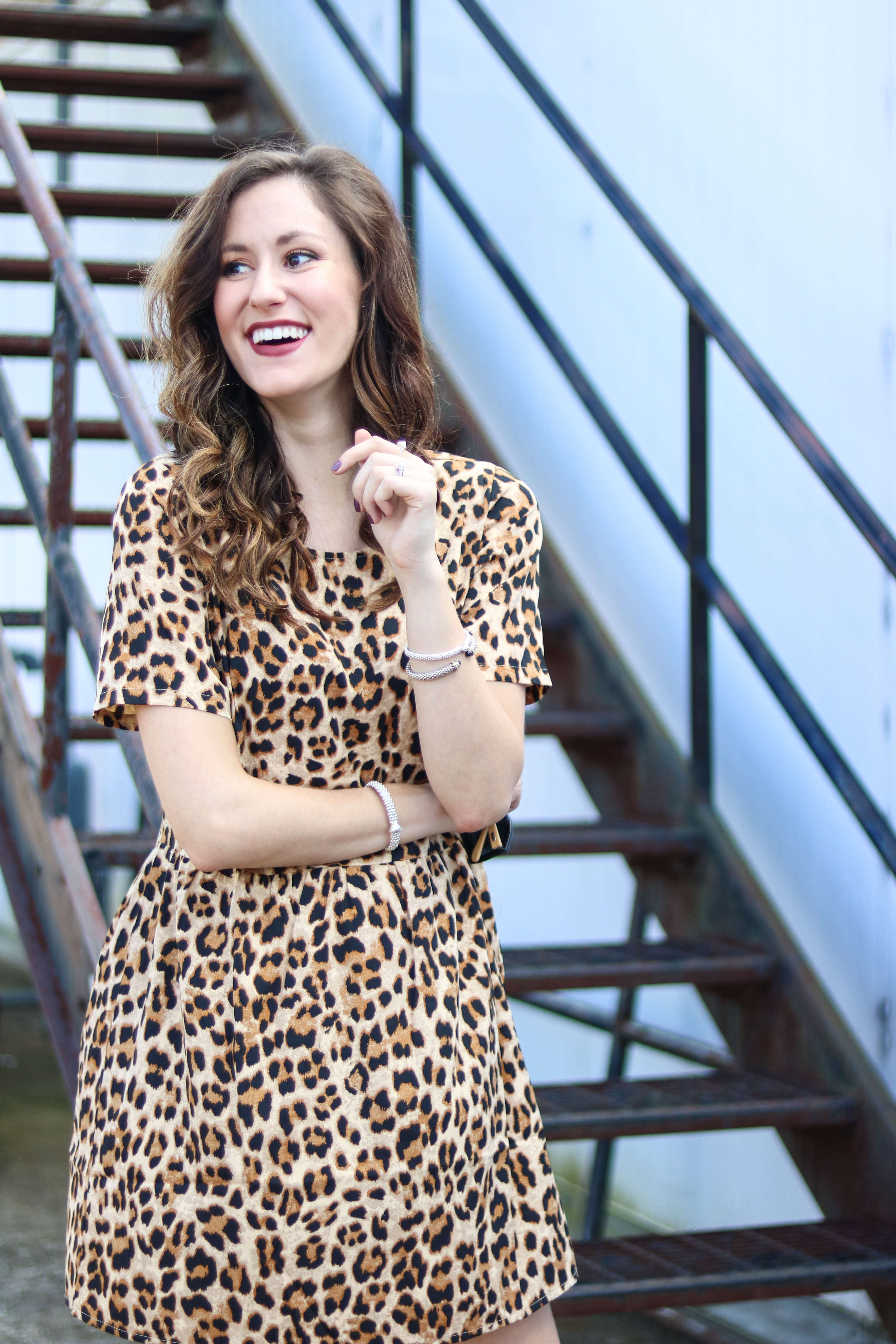 Trend to Try: LEOPARD PRINT - 50+ Affordable Leopard pieces on Coming Up Roses
