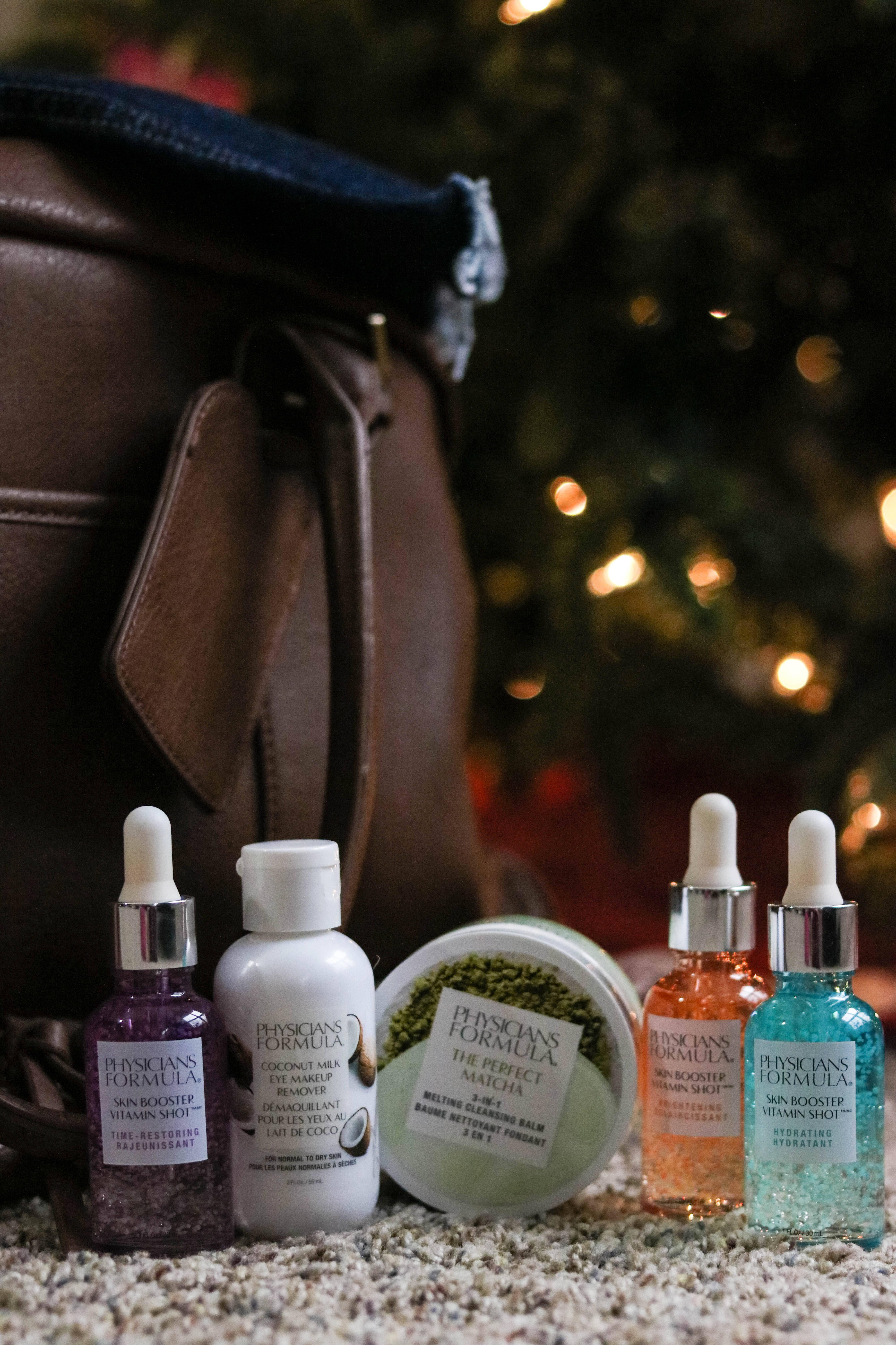 Best Travel Skincare Essentials for the Holidays - new Physicians Formula products on Coming Up Roses