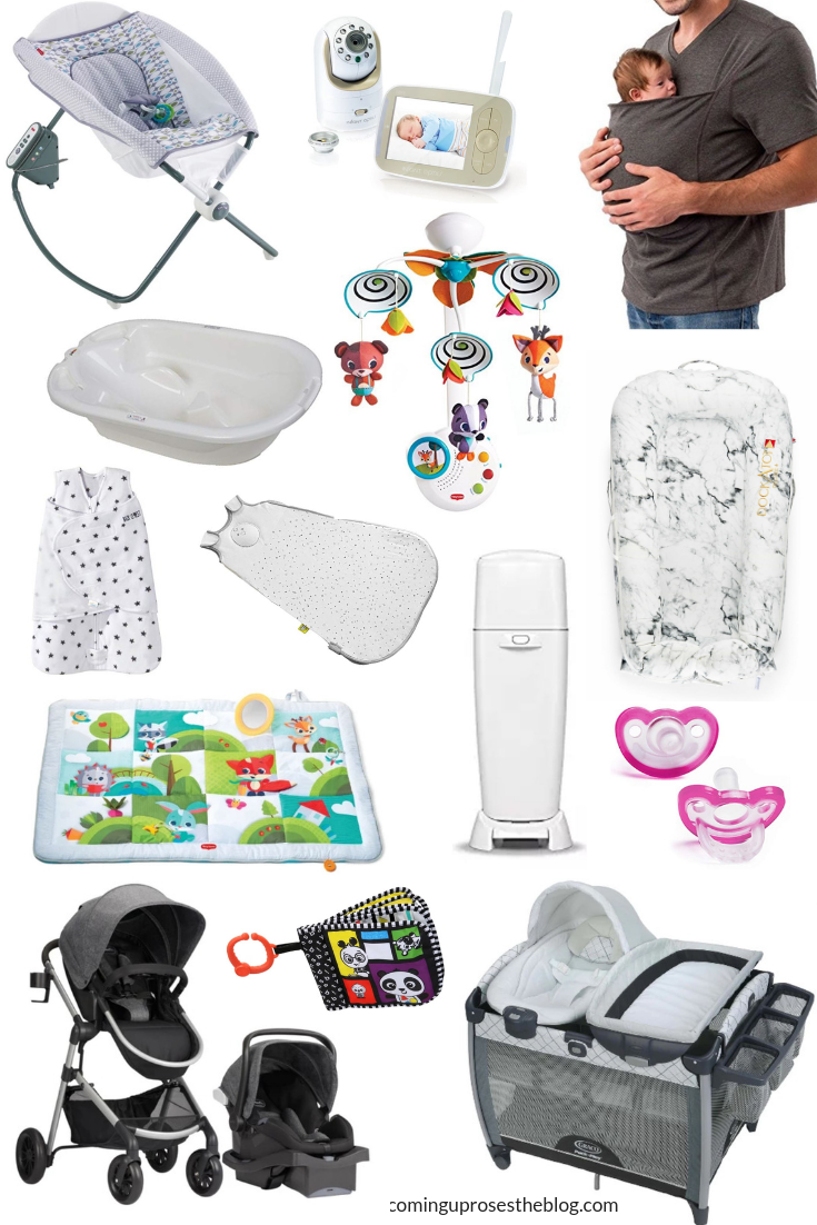 Our Favorite Baby Products So Far (+ what we didn't like...)