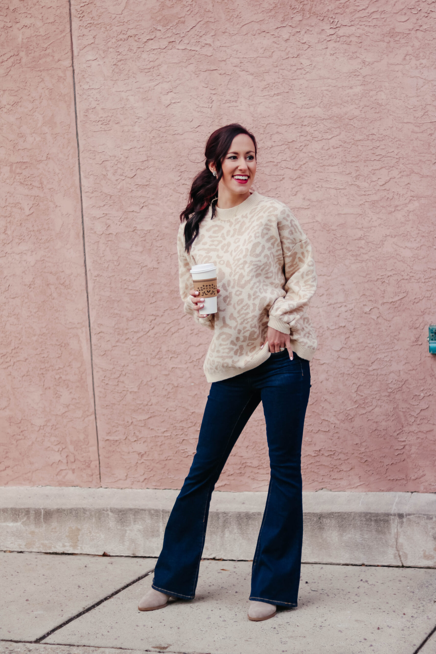 Trend to Try: FLARE JEANS