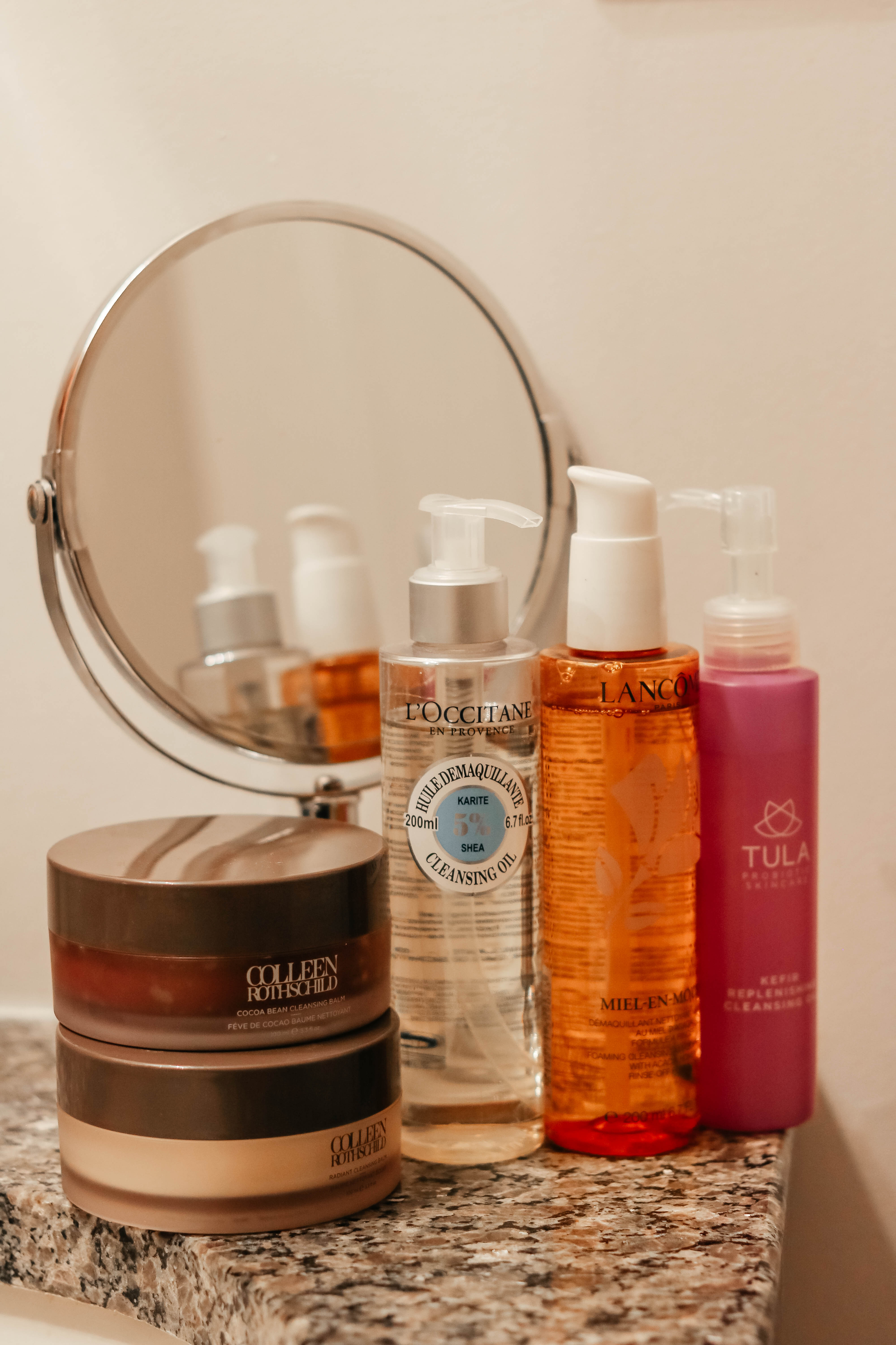 If you're not Double Cleansing yet...this post is for you. - On Coming Up Roses