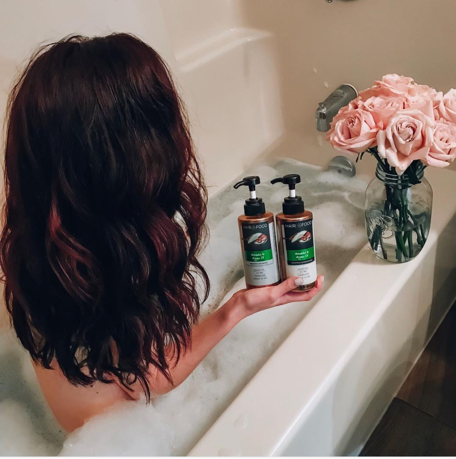 INSTAGRAM LATELY on Coming Up Roses - Hair Food