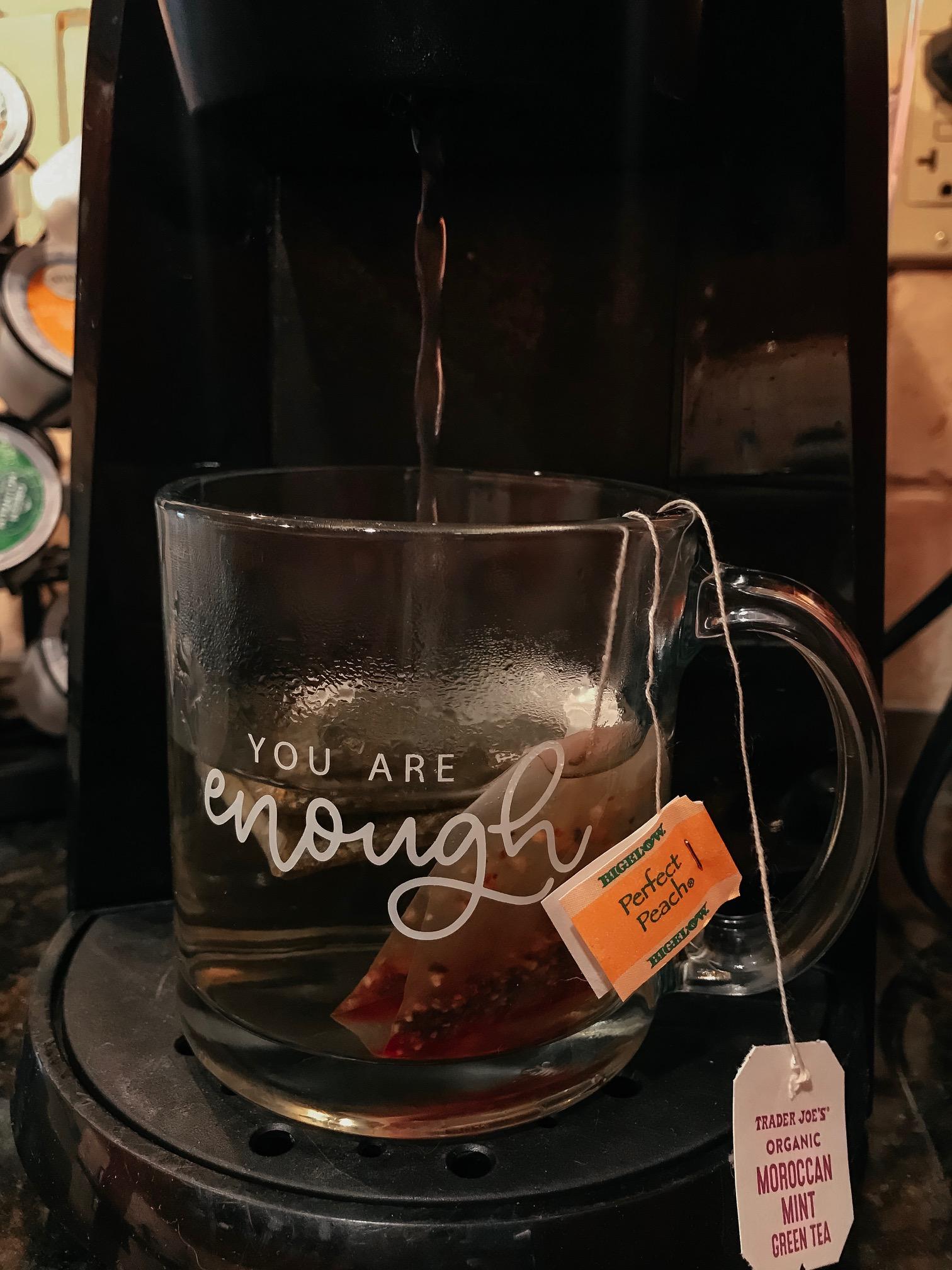 Homemade Starbucks Medicine Ball Recipe with 80% LESS SUGAR!