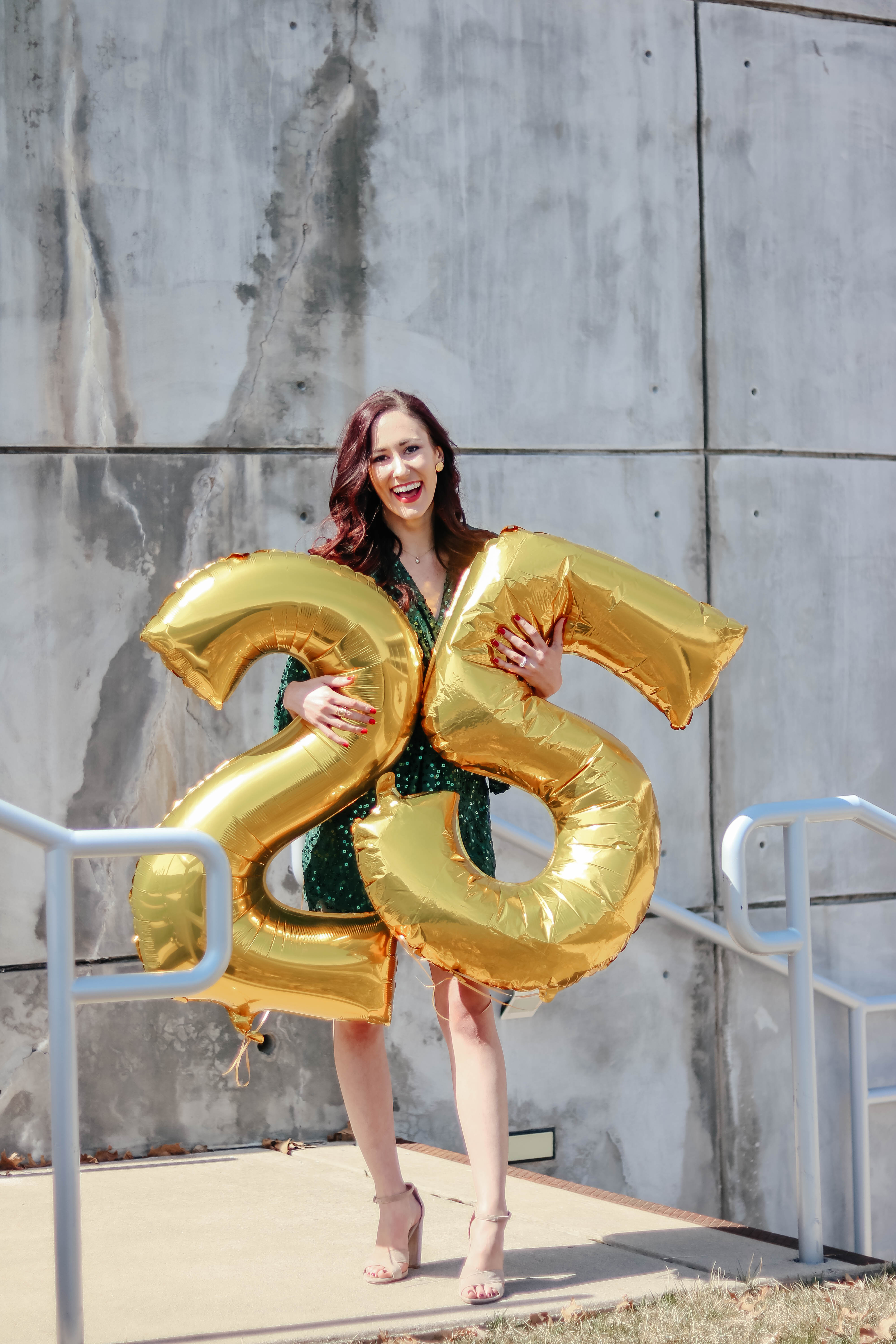 It's my 25th BIrthday! Celebrating with 25 FUN FACTS about me... (on Coming Up Roses)
