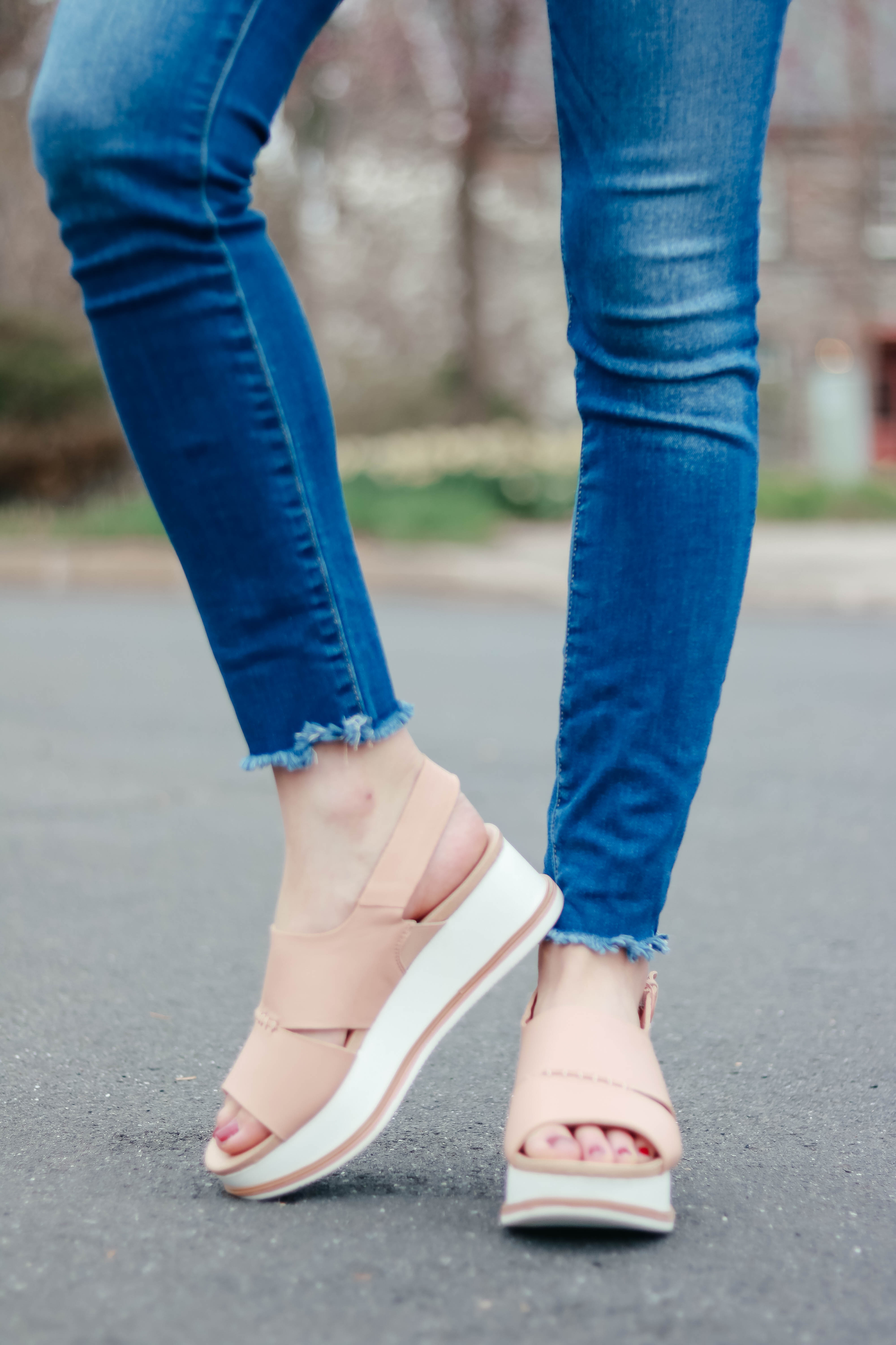 SPRING SHOES CAPSULE - 10 Spring Shoes for Every Occasion and Budget! on Coming Up Roses
