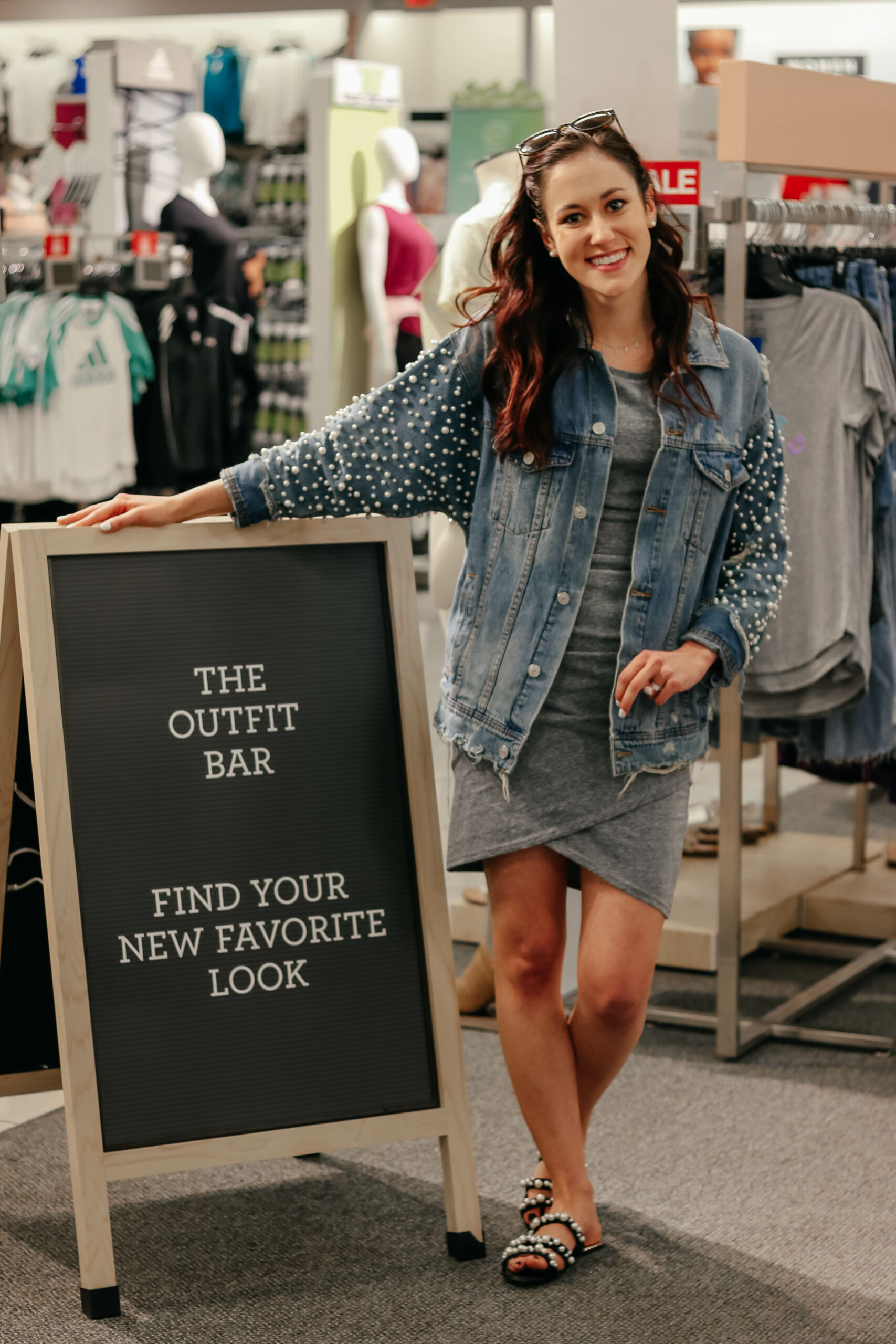 The Outfit Bar at Kohl's for Spring Style on Coming Up Roses