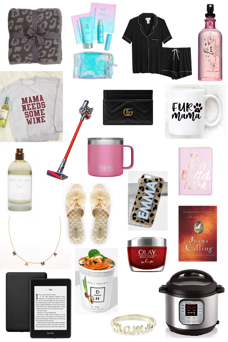 30 Mother's Day Gift Ideas from a First-Time Mom!