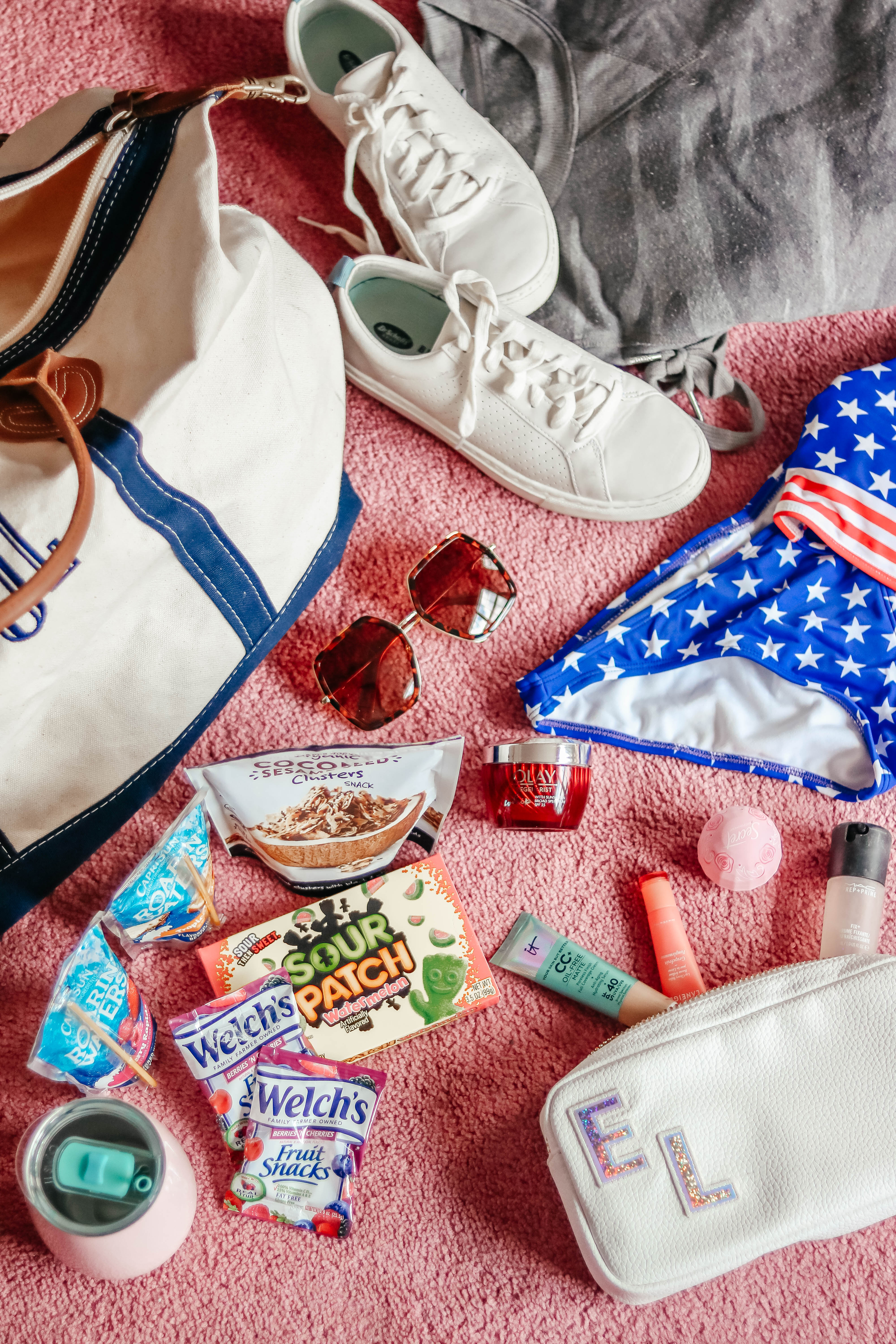 Long Weekend Must-Haves - Your Memorial Day Checklist, with Olay on Coming Up Roses