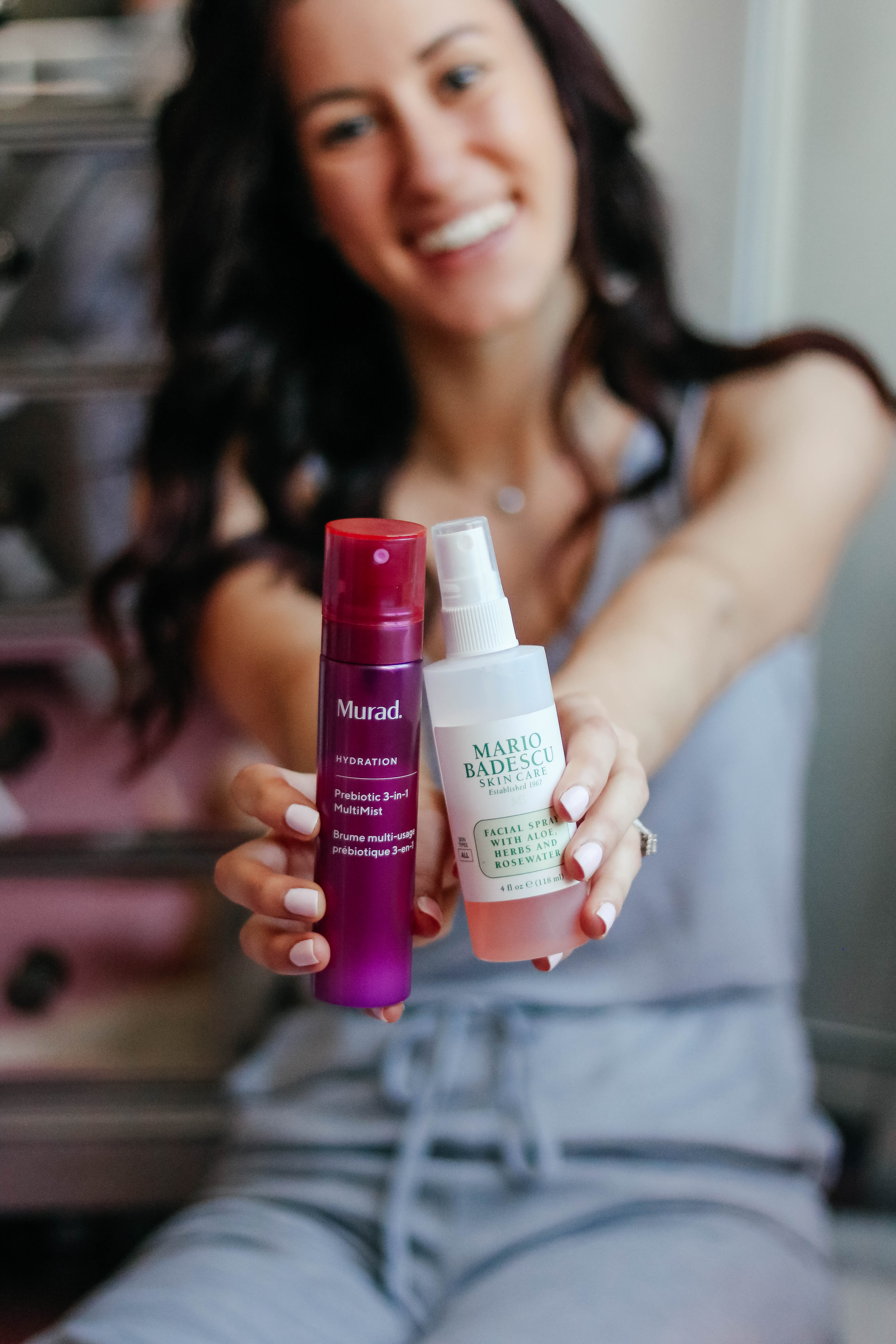 Are you on the Facial Sprays train yet? Sharing some favorite face mists and why you need them in your skincare routine!