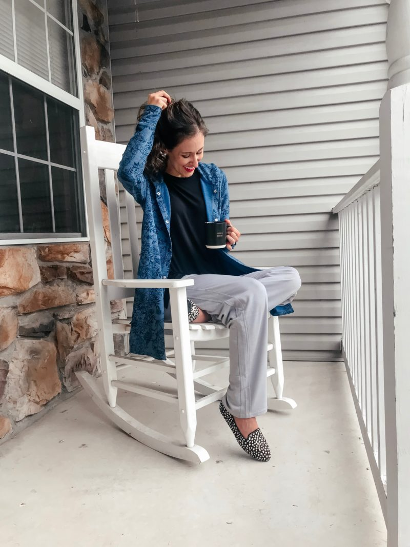 1 Thing, 3 Ways: Cuddl Duds Hoodie Cardigan (Today's Special Value on QVC!)