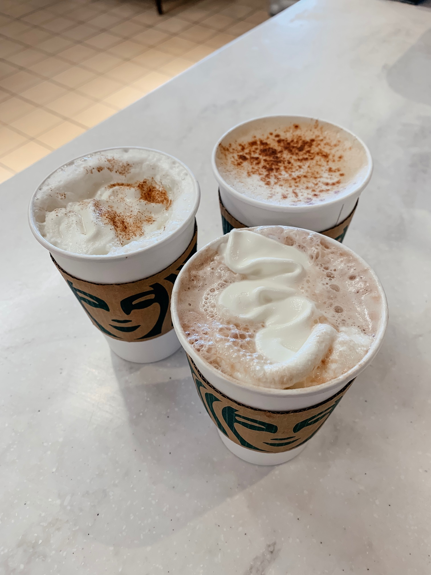 """I'm a Latte to Handle"" - 5 Cozy Starbucks Fall Drinks (that aren't a Pumpkin Spice Latte) - on Coming Up Roses"