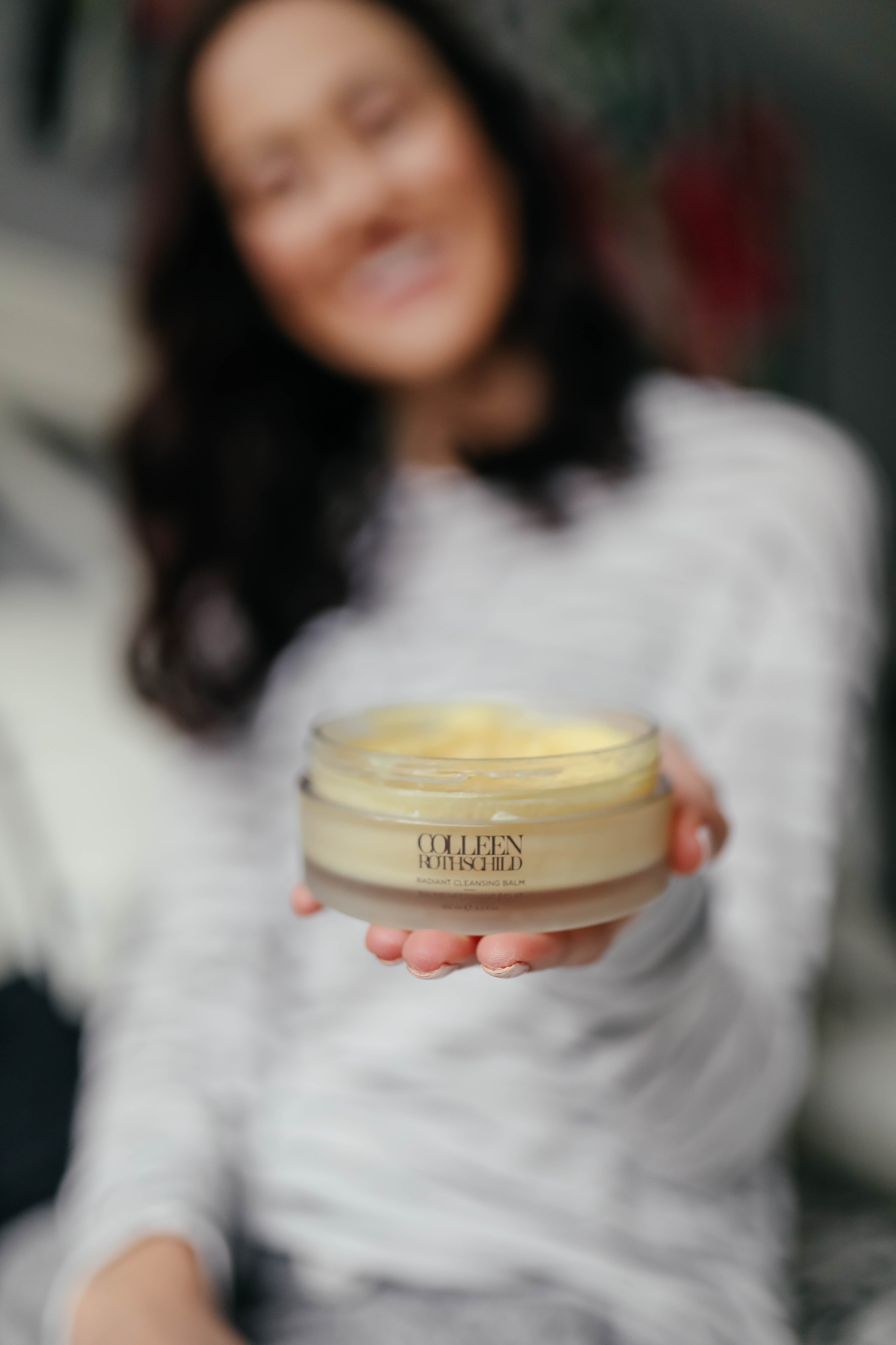 Colleen Rothschild Radiant Cleansing Balm - - Colleen Rothschild Intensive Hydrating Mask - colleen rotschild restorative hand cream - 7 Shifts to your Skin + Hair Routines to Stay Hydrated this Season on Coming Up Roses - Colleen Rothschild SALE