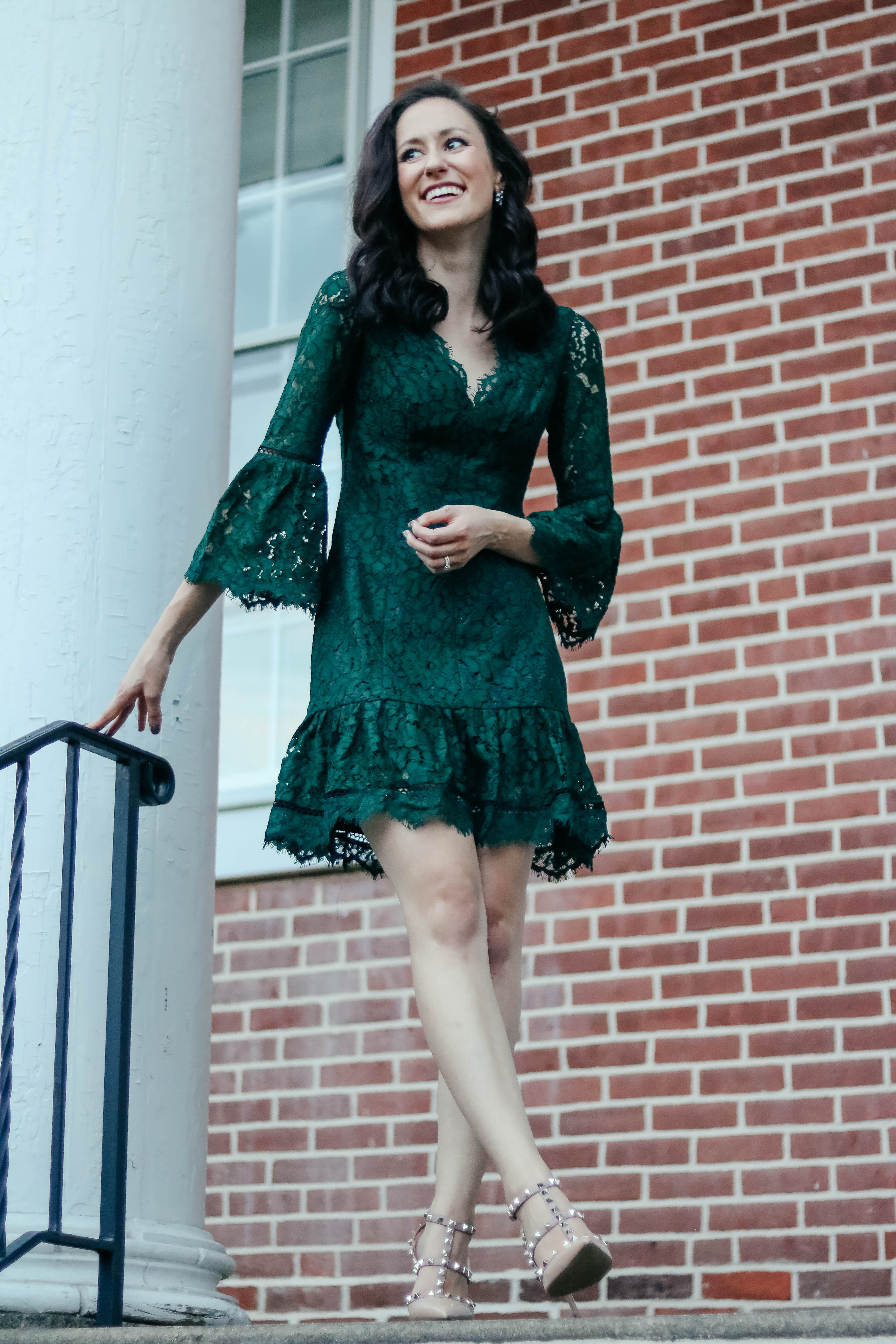 What to wear to a Fall Wedding - 20 Fall Wedding Guest Dresses on Coming Up Roses
