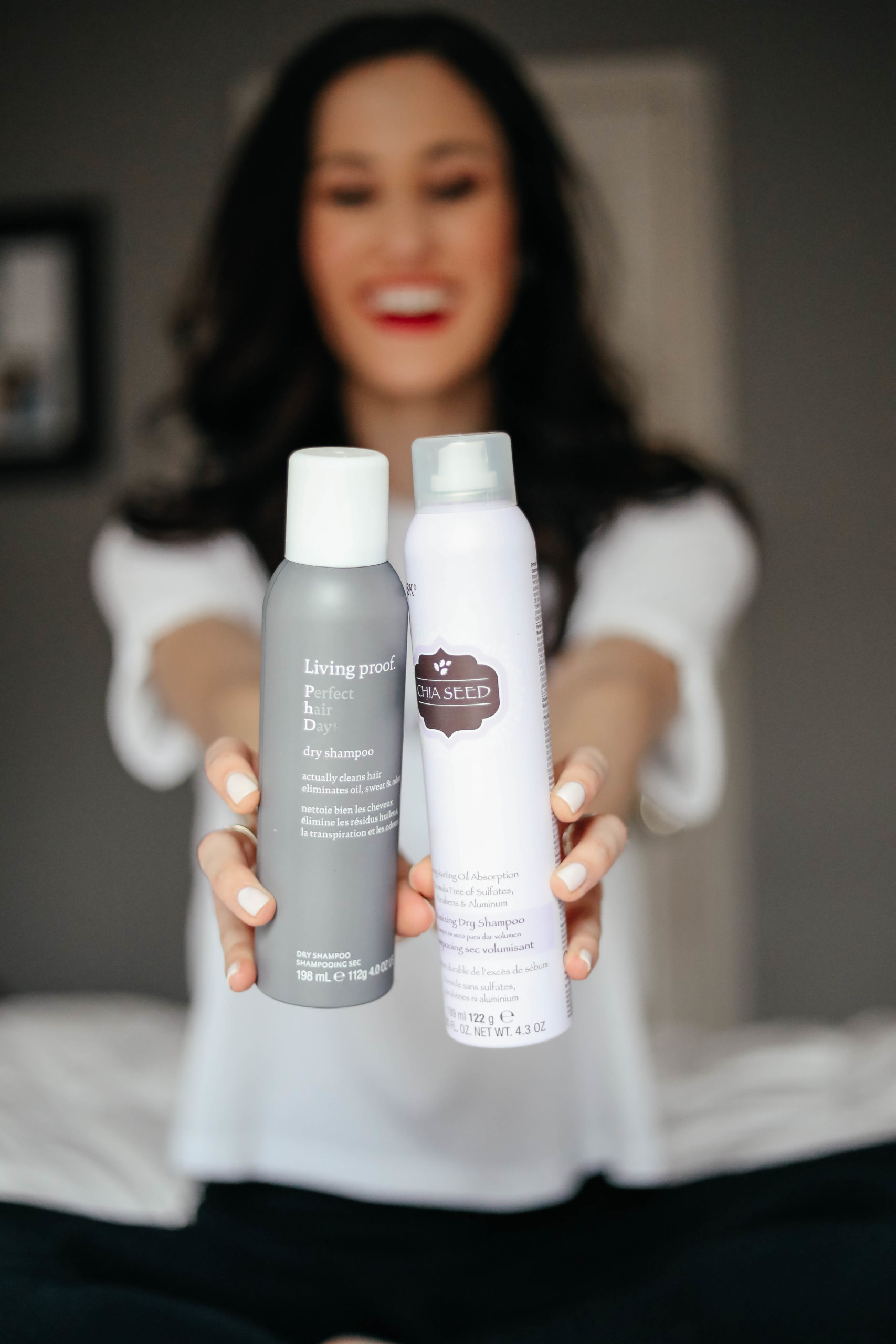 The Best Dry Shampoo for BRUNETTES - Brunette dry shampoos on Coming Up Roses