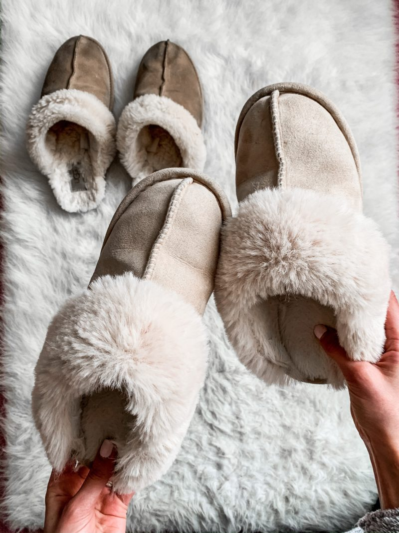 LOOK FOR LESS: UGG Slippers