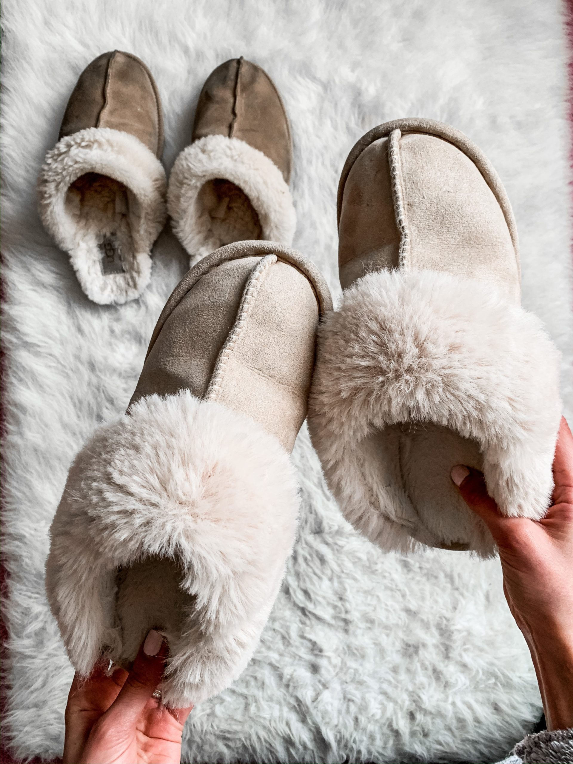 DUPED: UGG SLIPPERS - The Best UGG Slipper Dupes are $20 on Amazon!