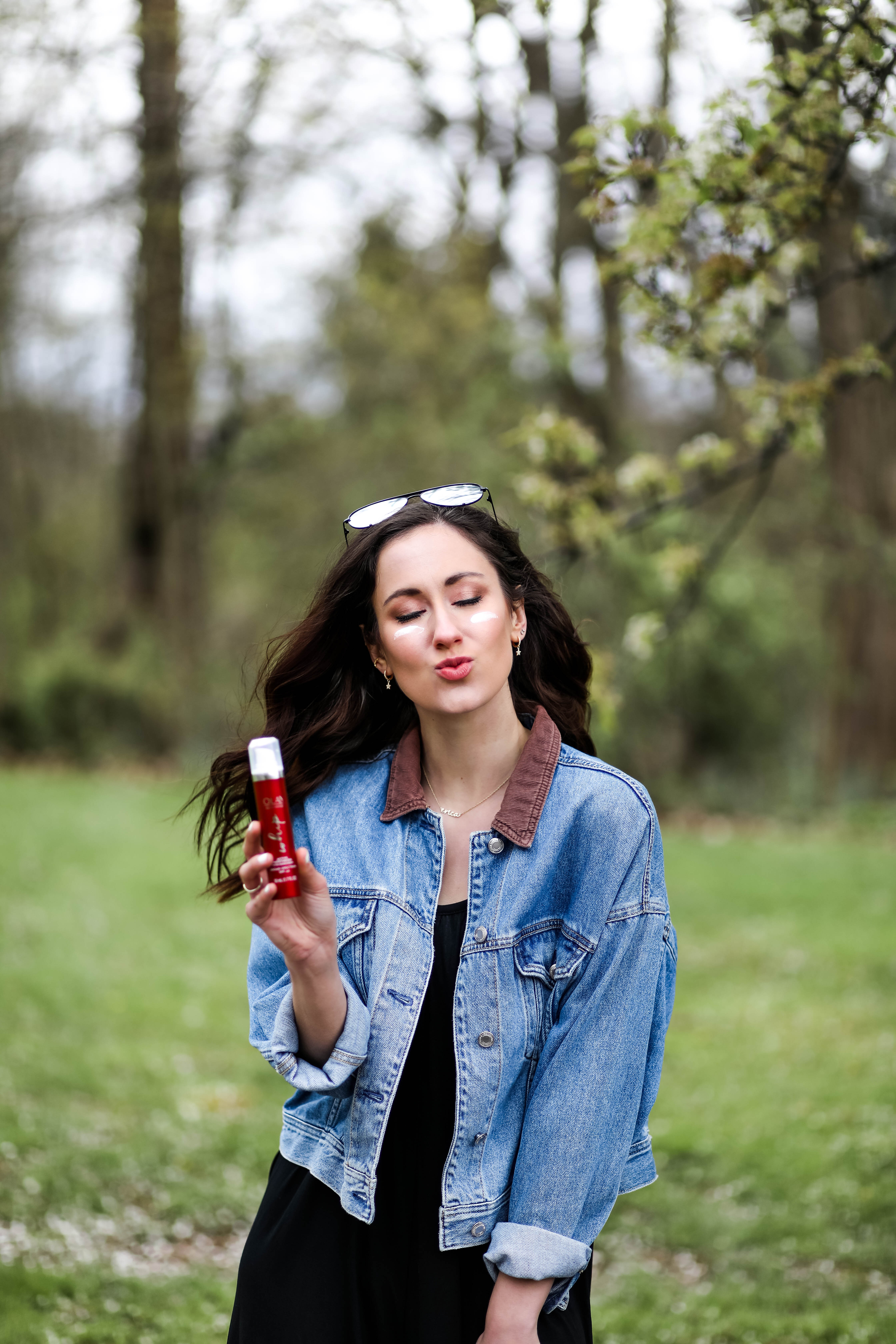 Our Daily Routine in Quarantine - featuring NEW Olay Regenerist Whips with SPF 40!