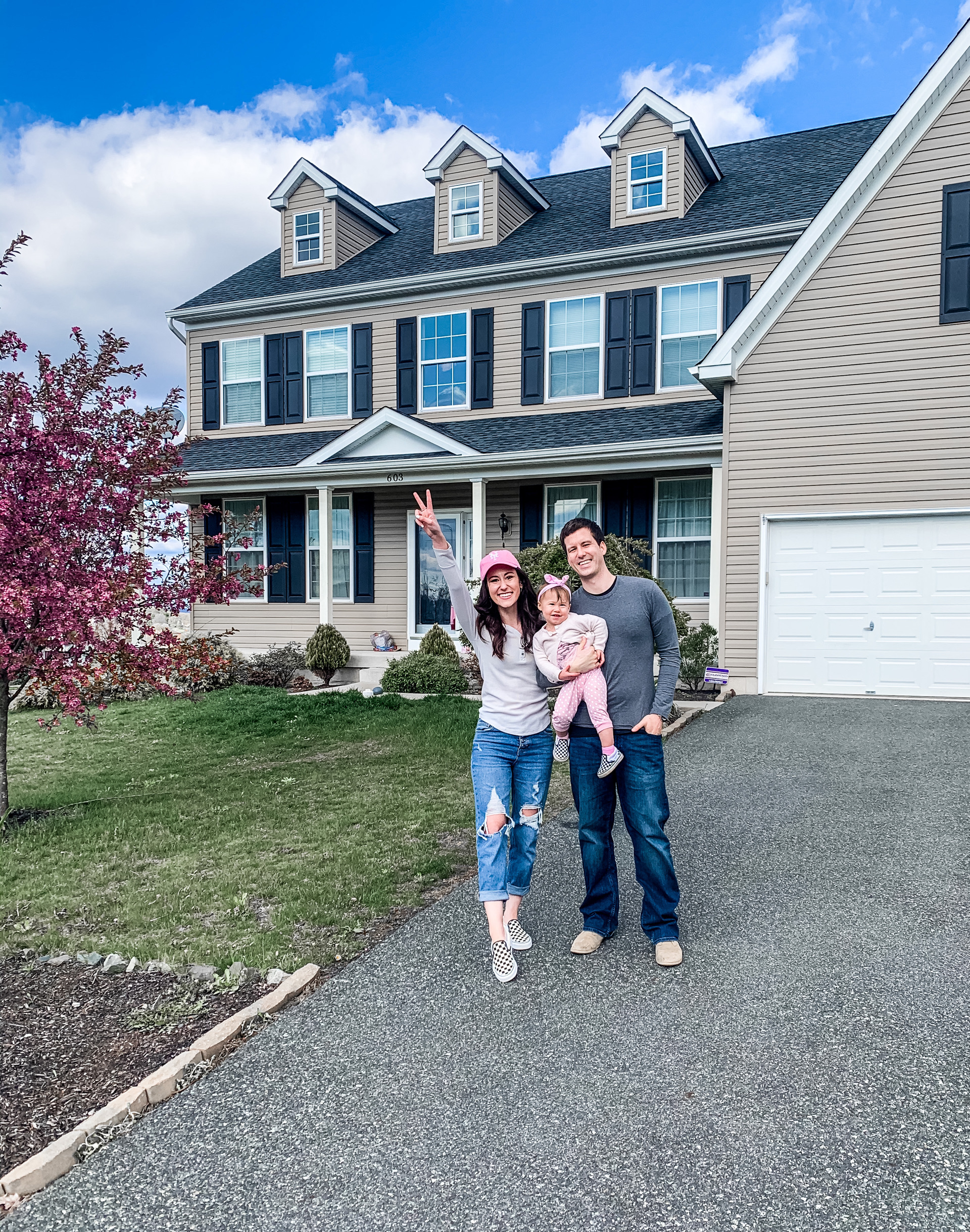 BIG NEWS: WE BOUGHT A HOUSE!!! - on Coming Up Roses