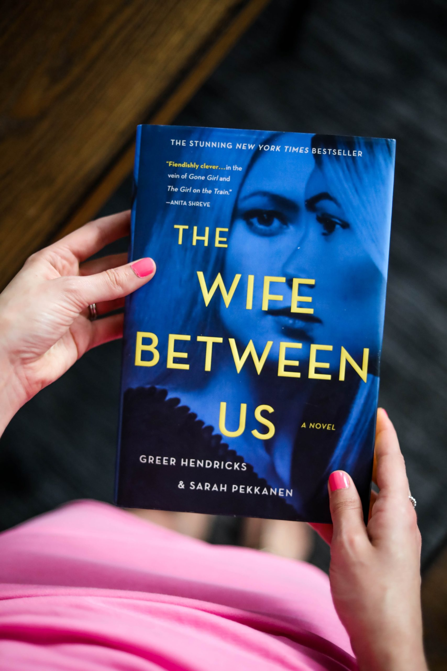 The Wife Between Us book - COOL SH*T I LOVELOVELOVE - Monthly Favorites, June 2020 on Coming Up Roses!