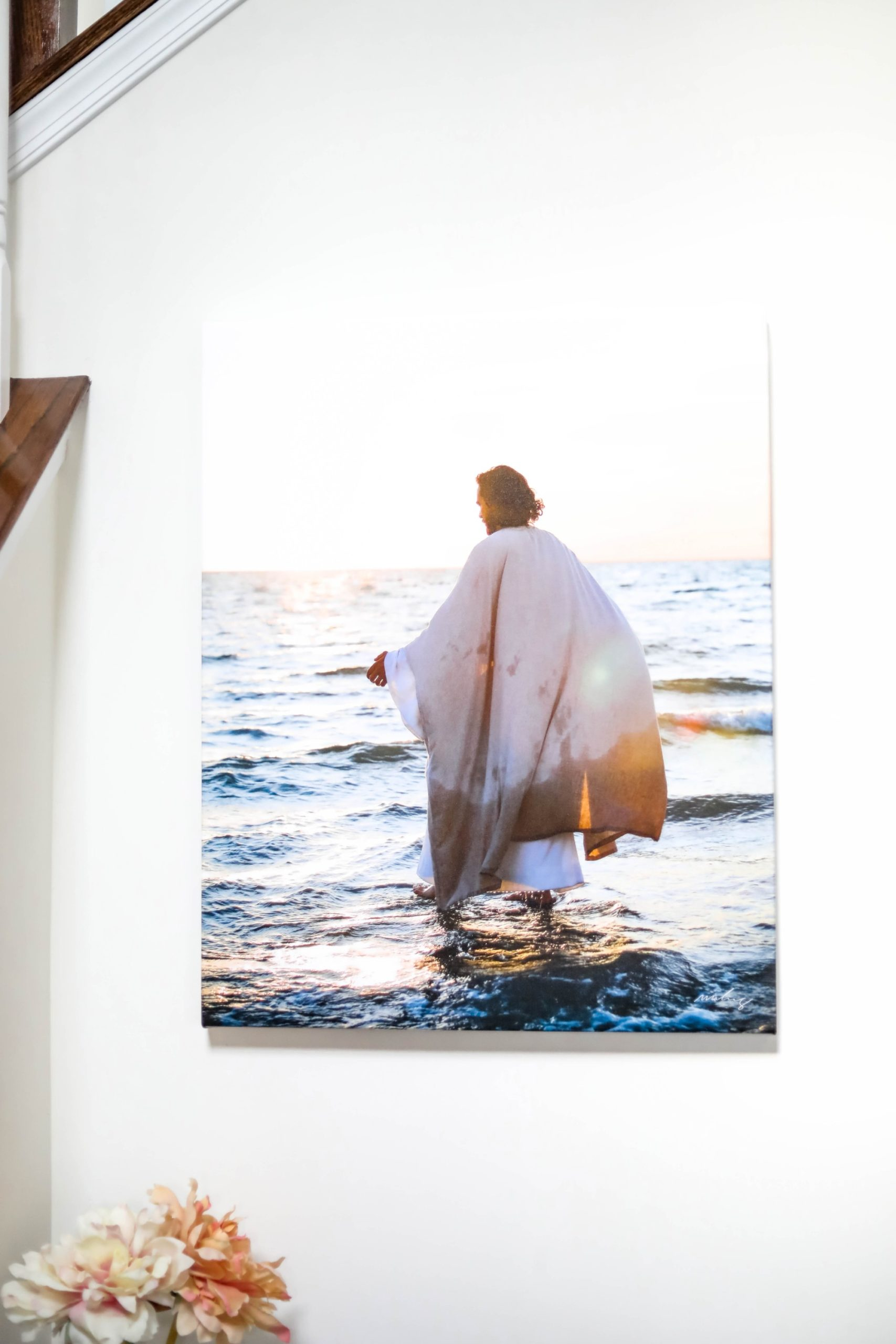 Reflections of Christ canvas - COOL SH*T I LOVELOVELOVE - Monthly Favorites, June 2020 on Coming Up Roses!
