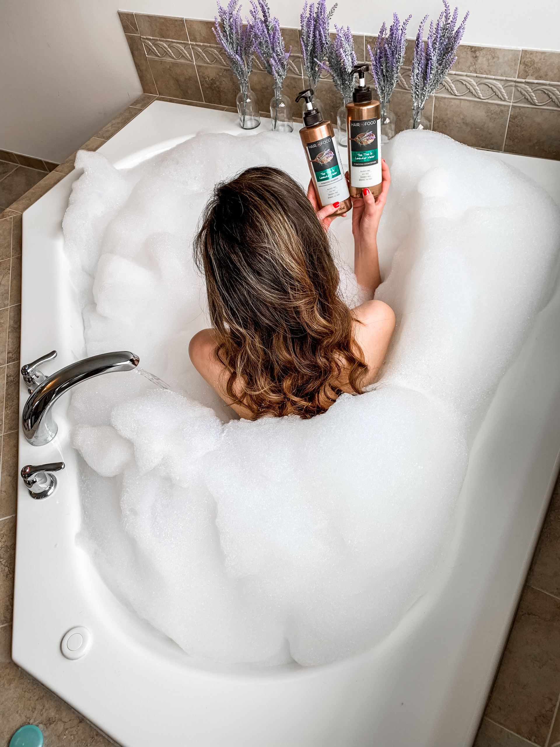 10 Habits of Girls with GREAT HAIR - on Coming Up Roses (featuring Hair Food shampoo and conditioner!)