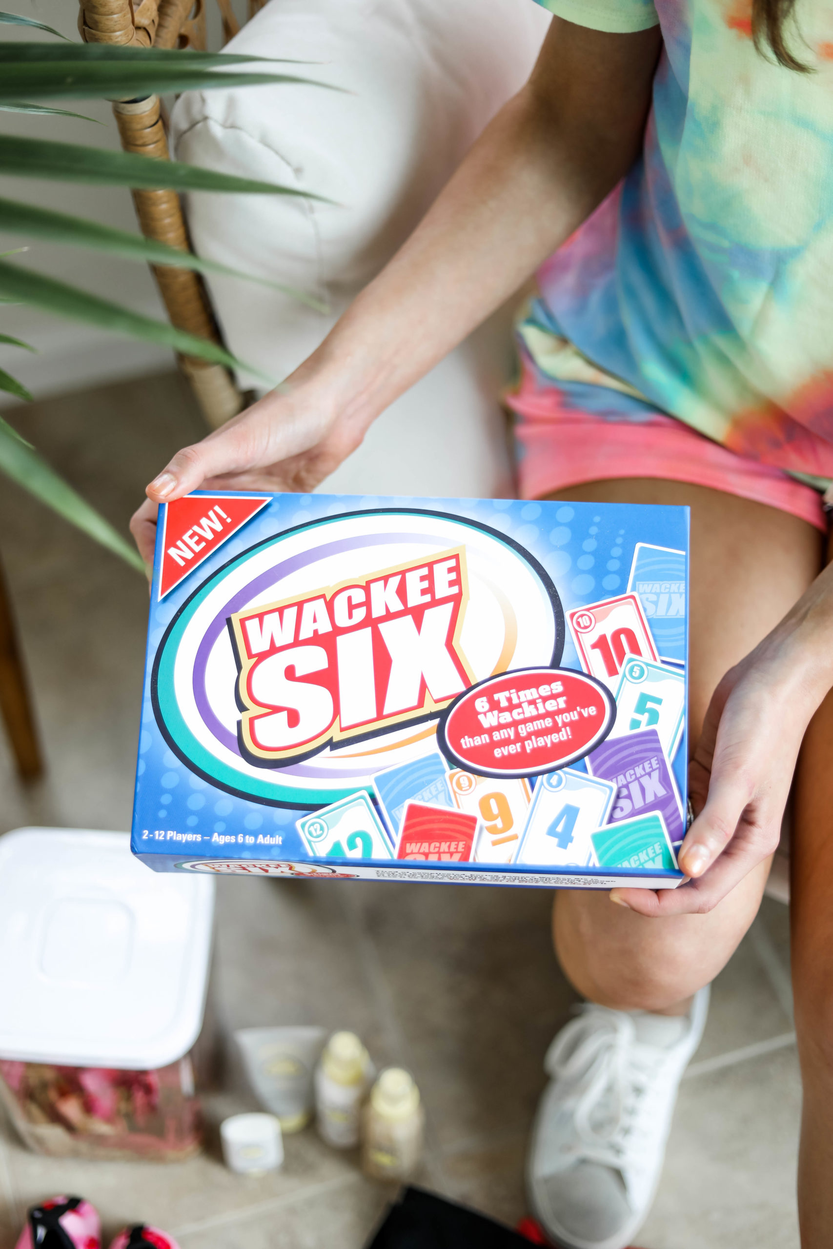 COOL SH*T I LOVELOVELOVE - Monthly Favorites, July 2020 - Featuring matching tie dye set on sale, Wackee Six game, apple chips, clean sunscreen, biker shorts + MORE