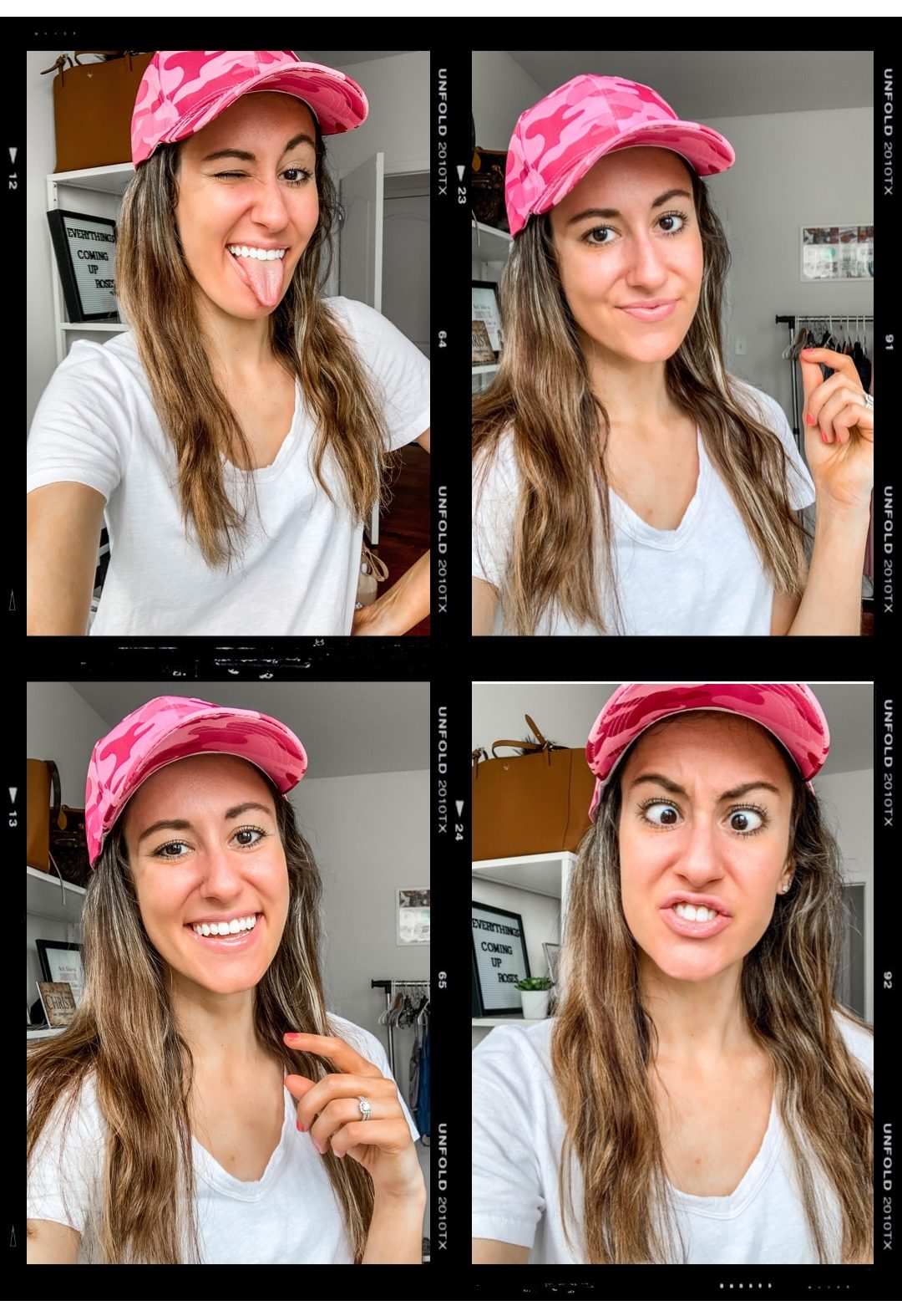 My Easy, 5-Minute No-Makeup Look - on Coming Up Roses