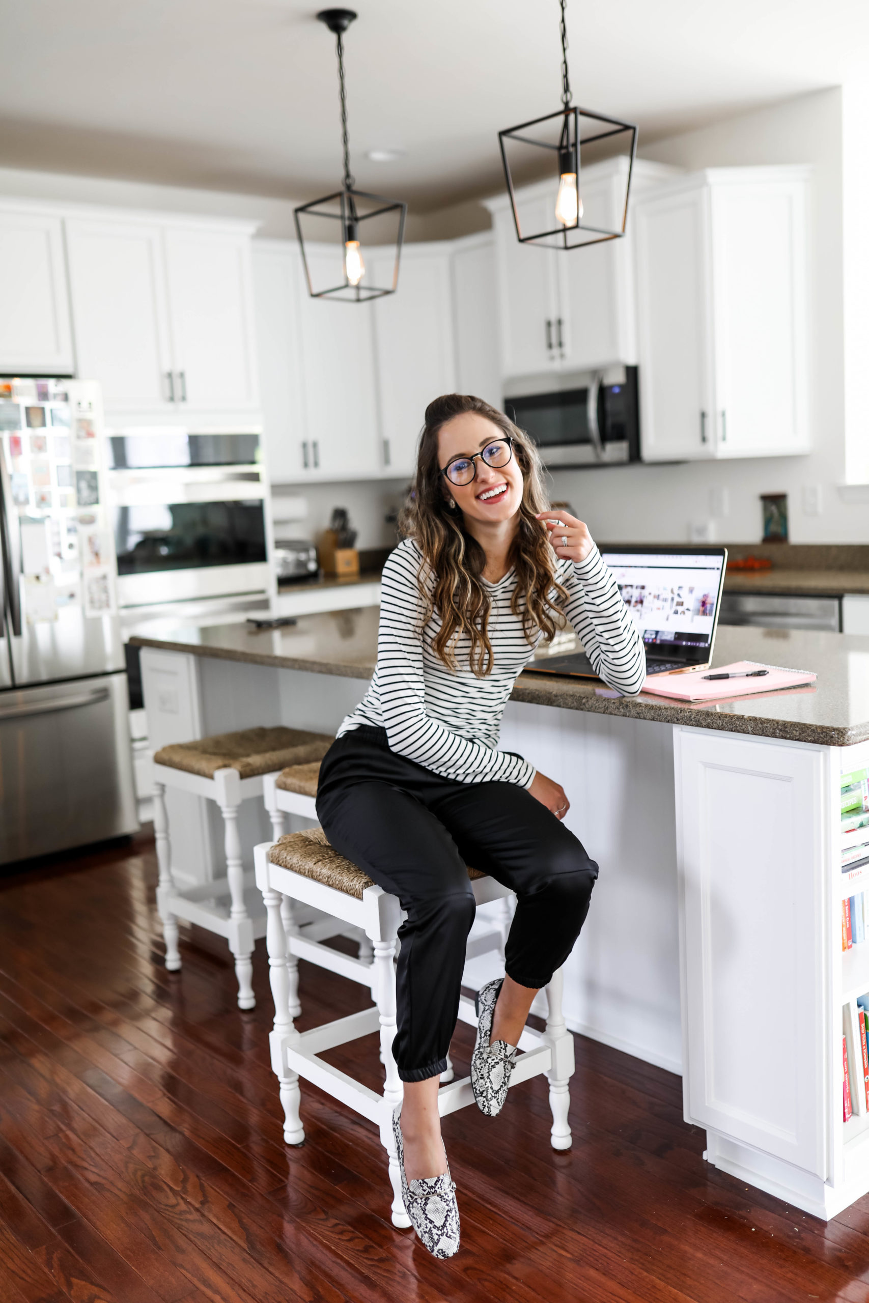 WORK-FROM-HOME STYLE GUIDE from the Nordstrom Anniversary Sale - The Best COMFY Workwear on sale now! - on Coming Up Roses