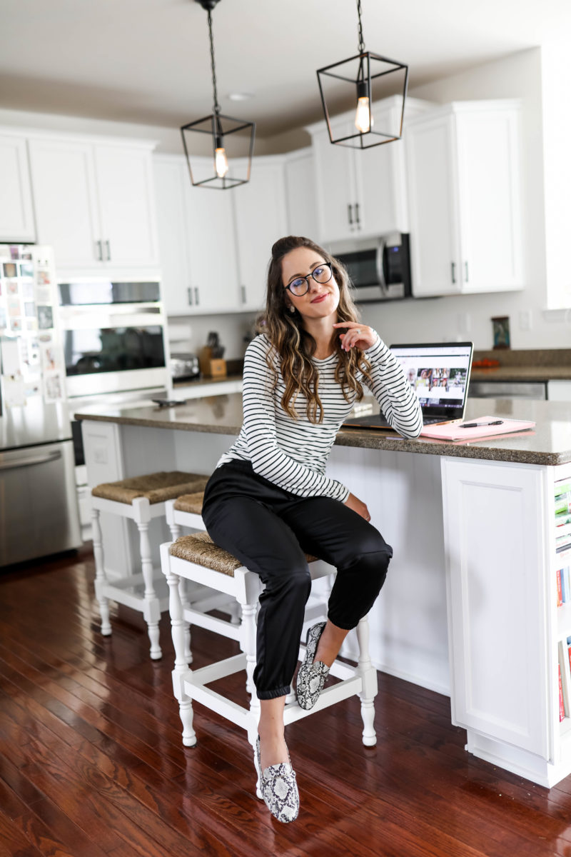 NSALE: Comfy Work-from-Home Style Guide