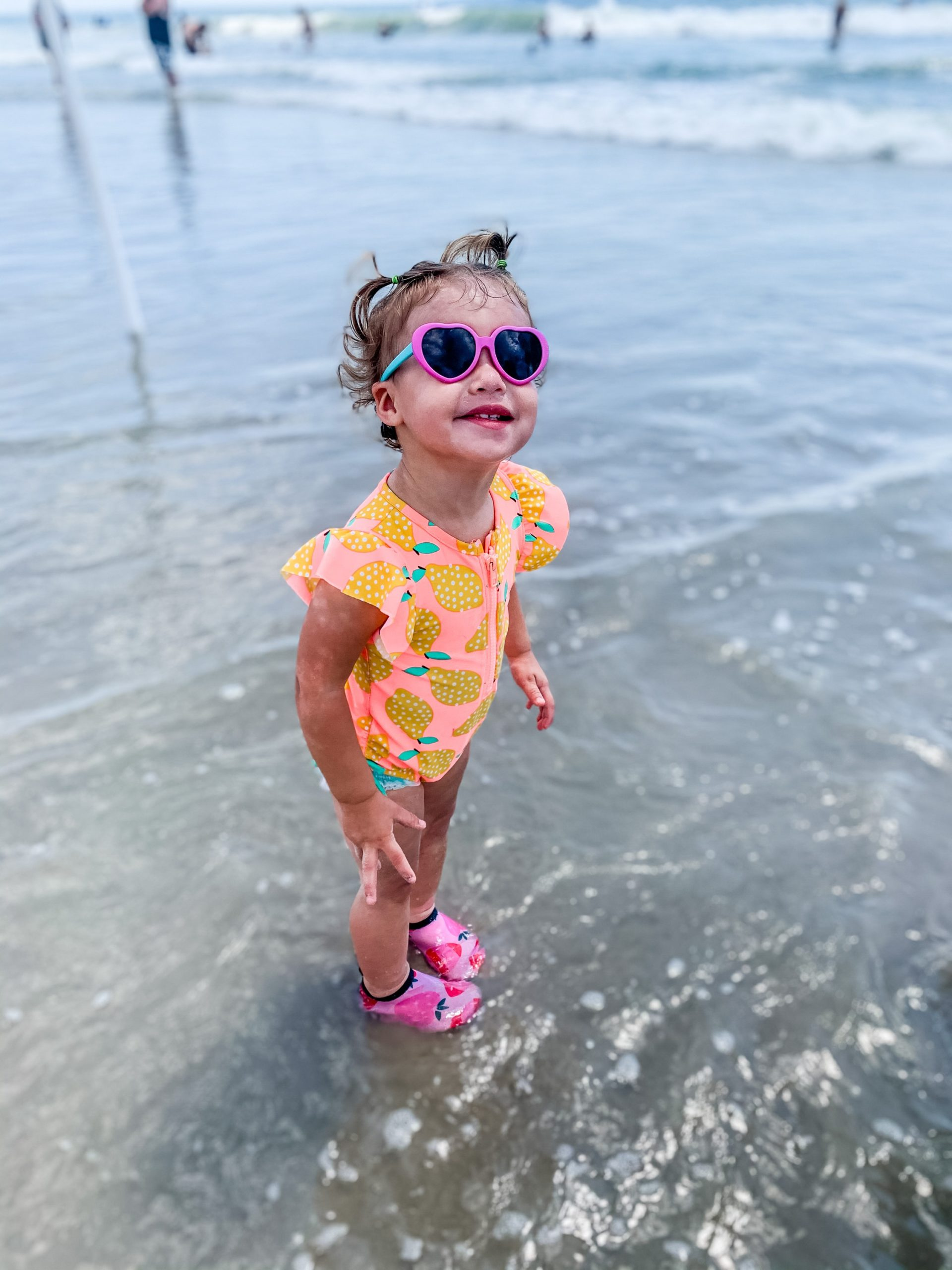 OCEAN CITY, NEW JERSEY Family Vacation - iPhone Photo Diary Recap + Recommendations on Coming Up Roses