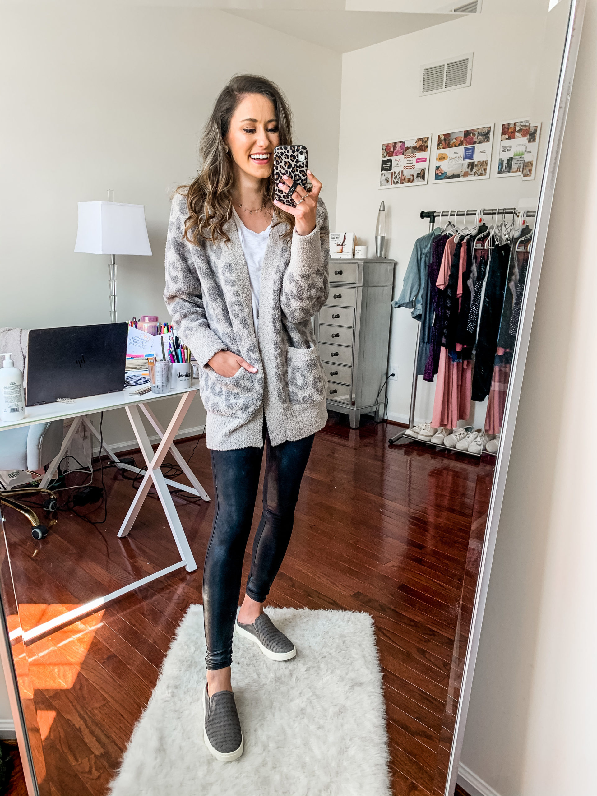 barefoot dreams leopard cardigan - NORDSTROM ANNIVERSARY SALE - Try-on Haul with Hits AND MISSES on Coming Up Roses
