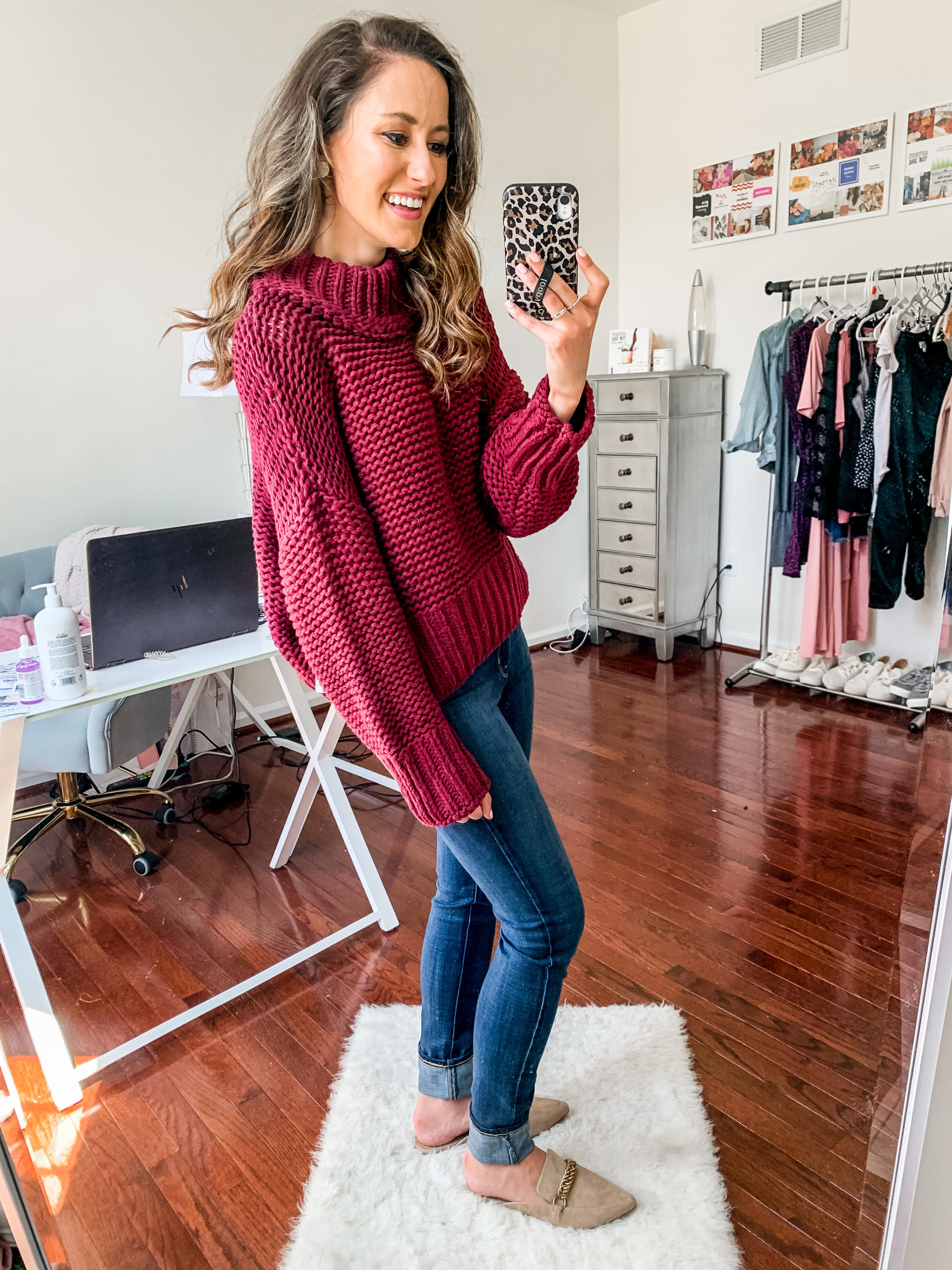 free people chunky sweater - NORDSTROM ANNIVERSARY SALE - Try-on Haul with Hits AND MISSES on Coming Up Roses