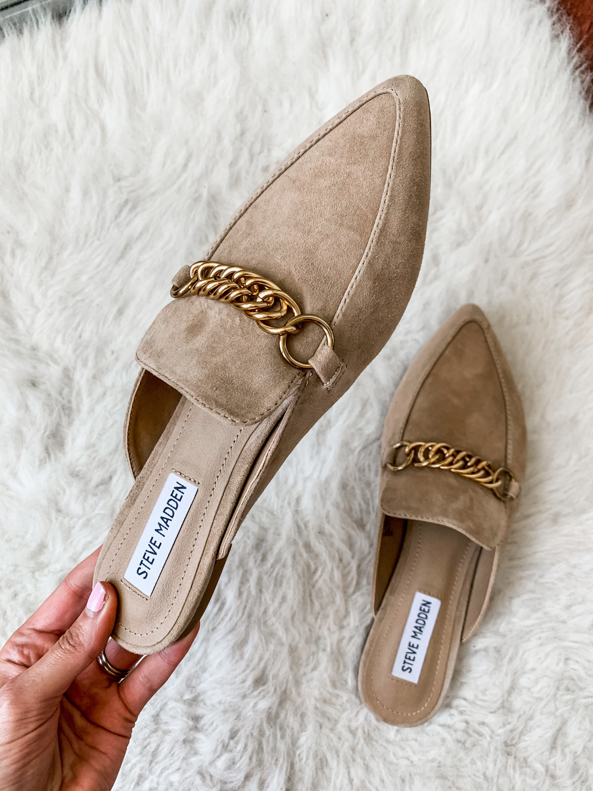 Steve Madden mules - NORDSTROM ANNIVERSARY SALE - Try-on Haul with Hits AND MISSES on Coming Up Roses